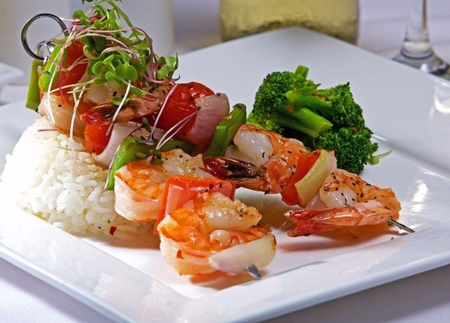 food plate salad hors d oeuvre cuisine smoked salmon fish white vegetable Seafood meat piece de resistance
