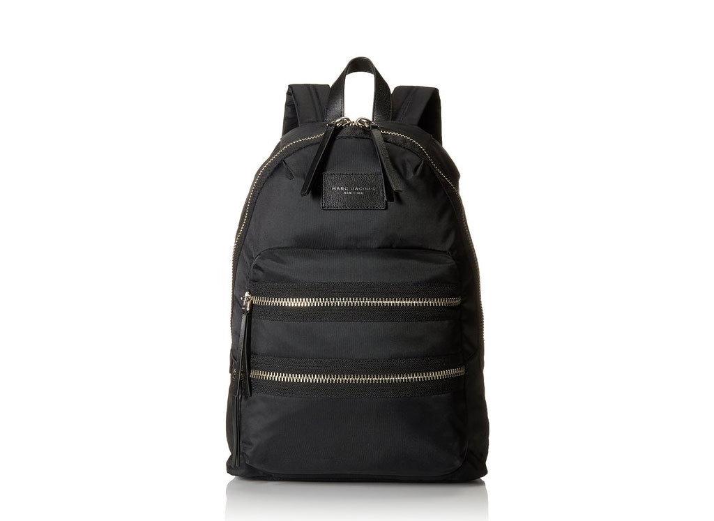 Style + Design bag handbag indoor shoulder bag backpack black accessory leather brand