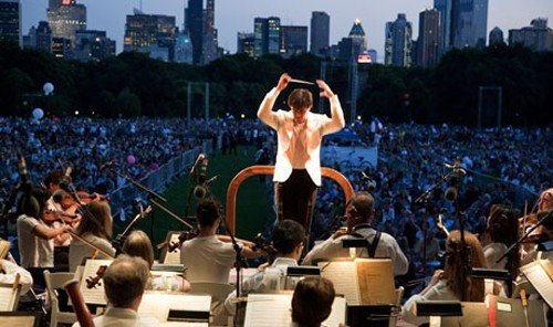 Arts + Culture person outdoor performance audience performance art Sport orchestra musical theatre crowd