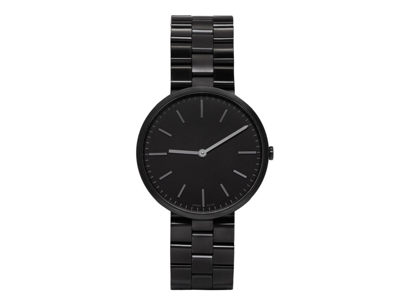 Style + Design Travel Shop watch watch accessory black watch strap strap product design product metal brand font
