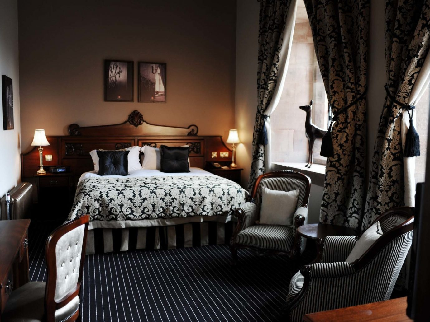 Hotels wall indoor room chair property interior design home Bedroom Suite living room estate furniture cottage hotel decorated