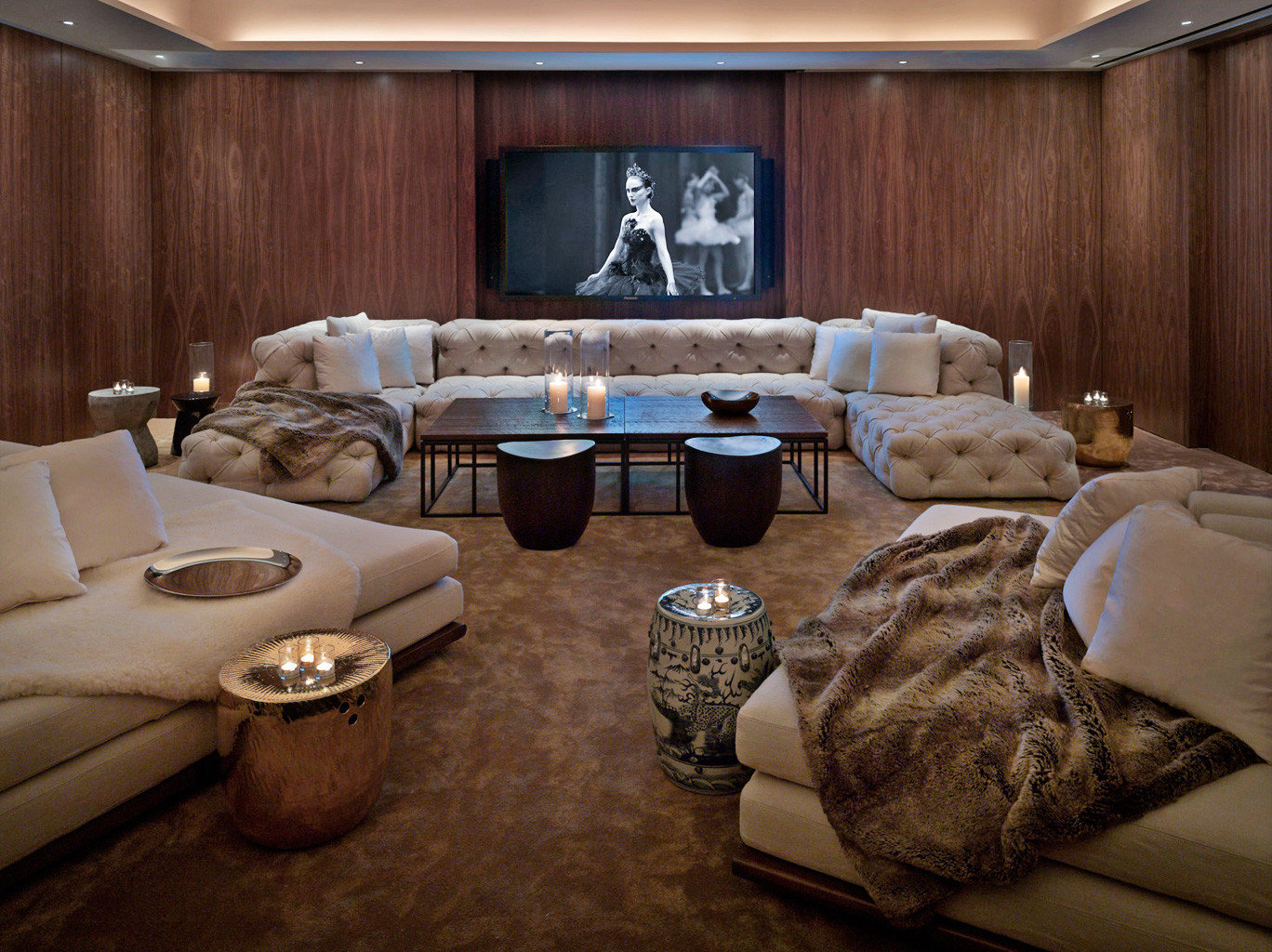 Boutique Entertainment Historic Hotels Lounge indoor room Boat property vehicle passenger ship yacht living room ship interior design luxury yacht home watercraft Suite estate furniture