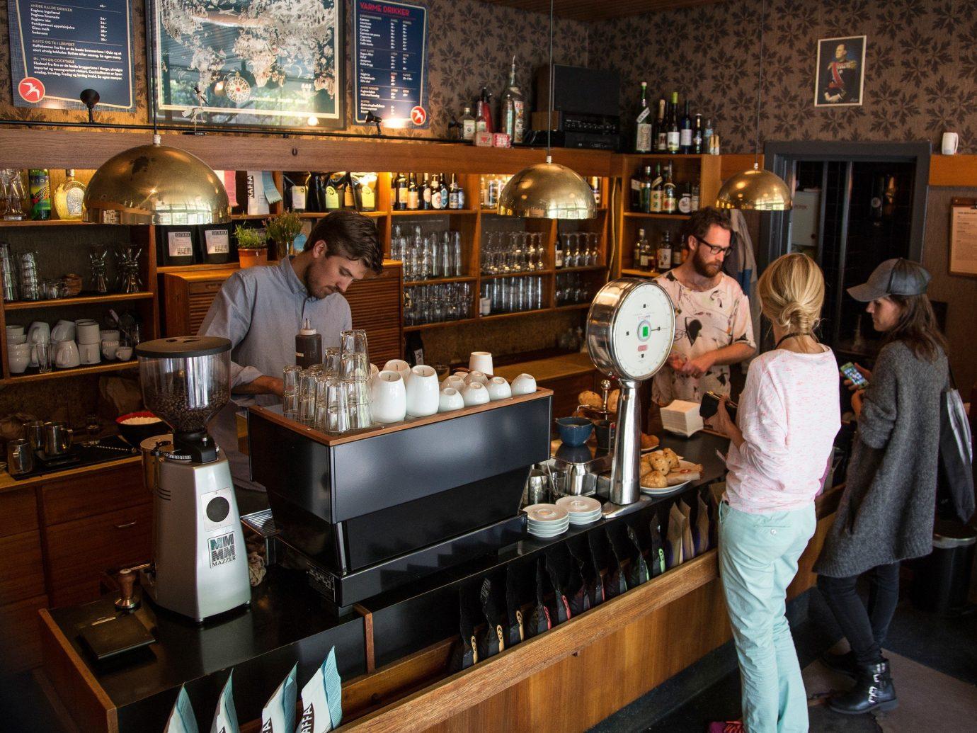 Food + Drink Offbeat Travel Trends person indoor Bar restaurant