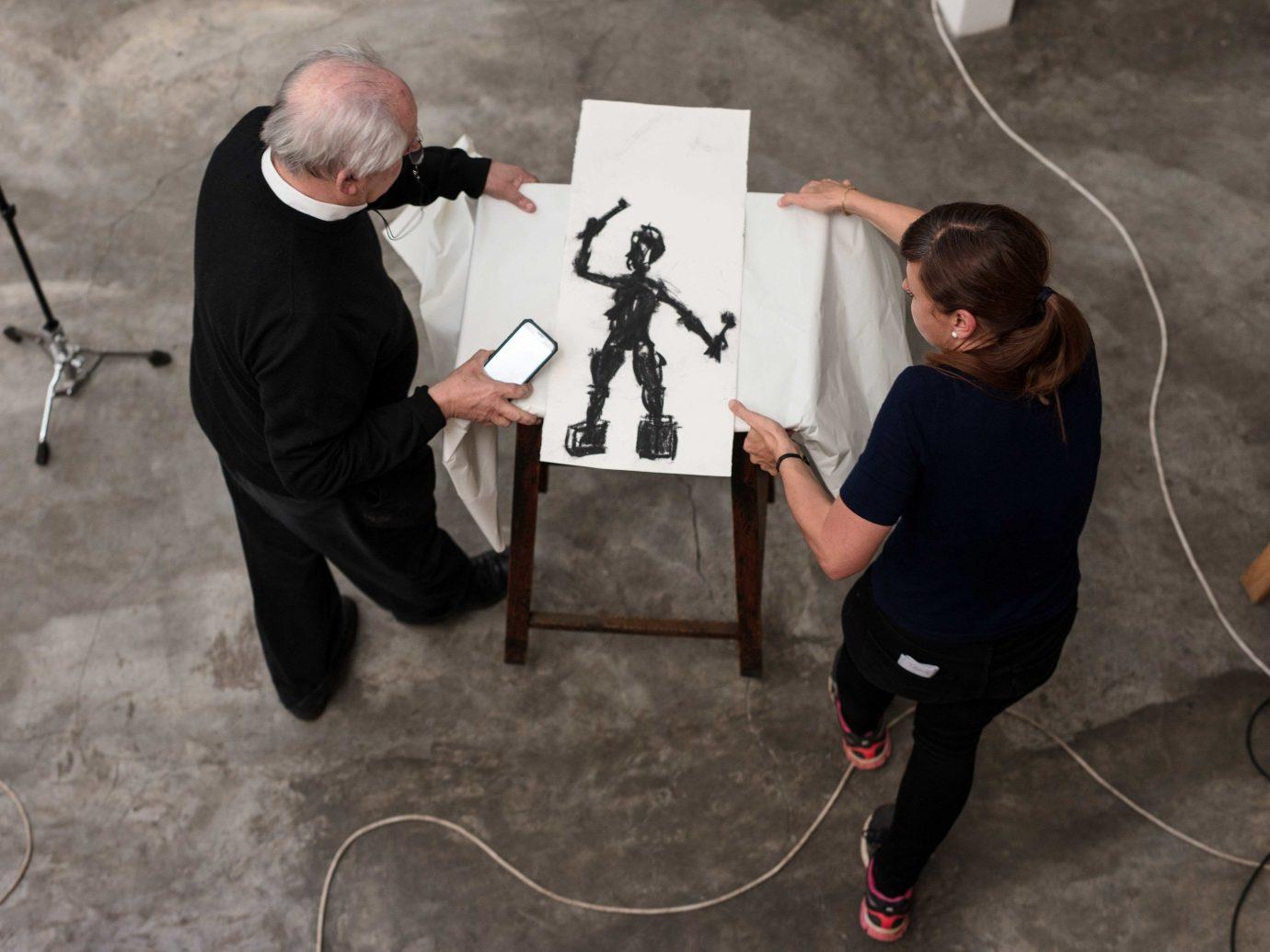 Arts + Culture Trip Ideas floor person recreation art
