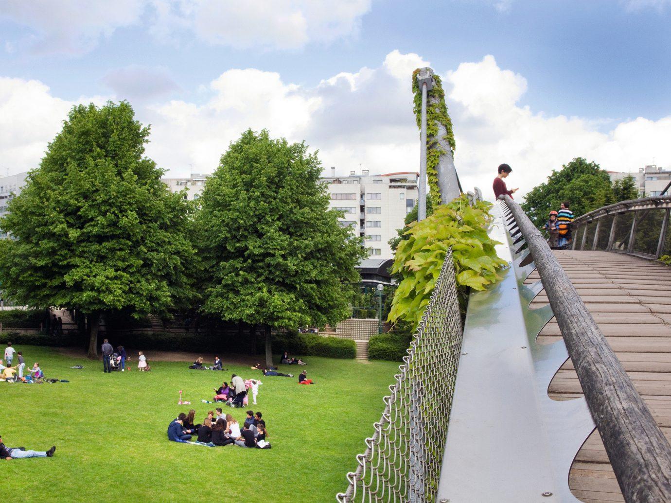 Romance Trip Ideas sky outdoor tree grass plant park flower Garden waterway day