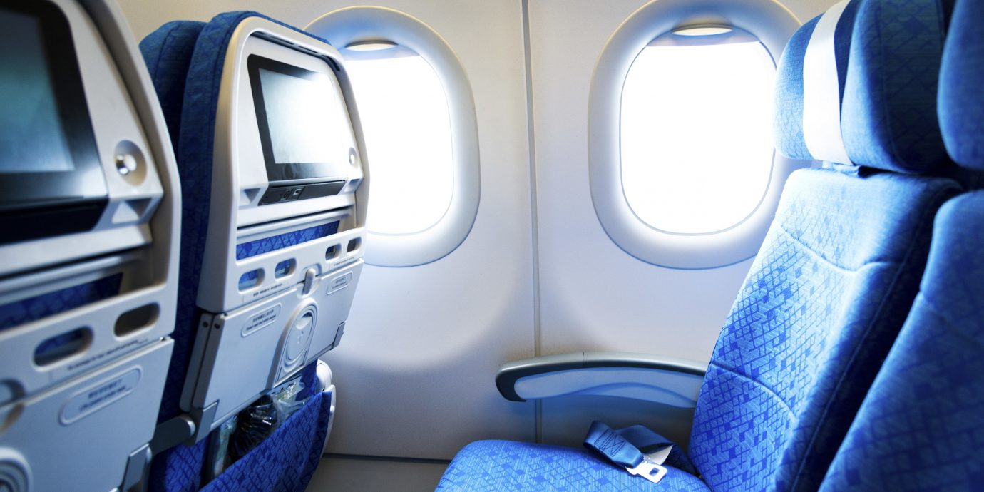 Travel Tips car blue Cabin airline vehicle room automotive exterior automobile make