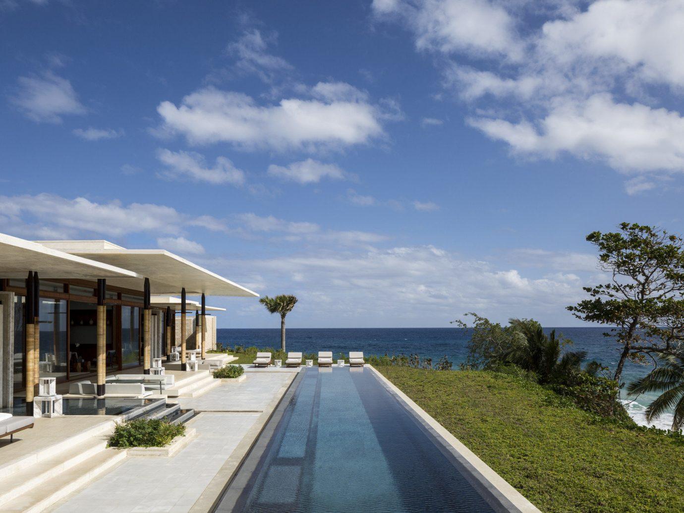 Pool At Hotel Amanera In Rio San Juan - Dominican Republic