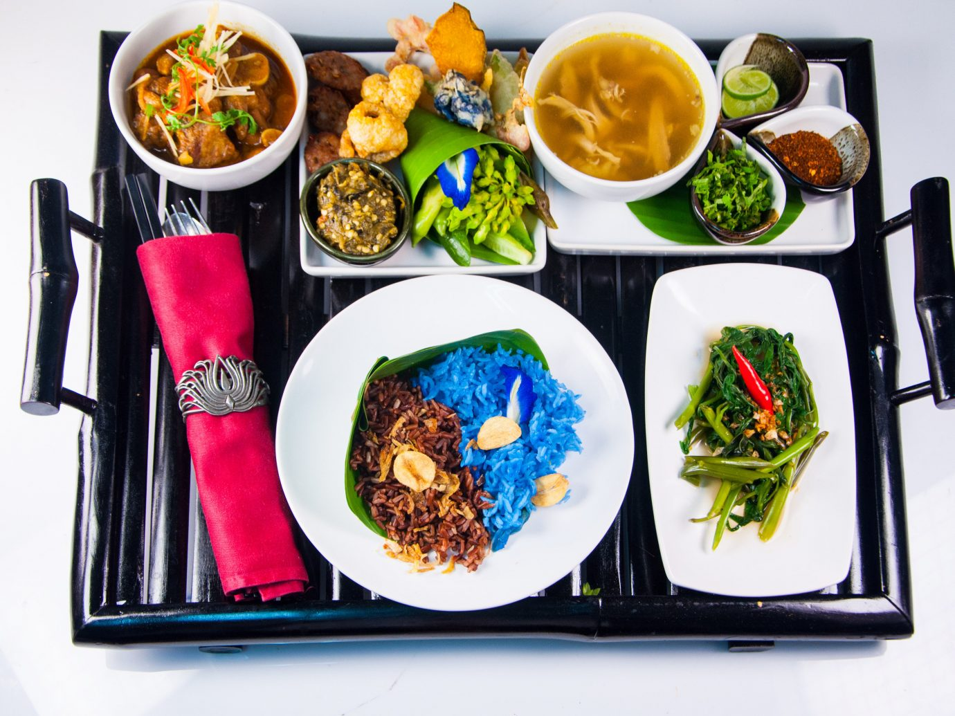 Romance Trip Ideas meal dish lunch food different several vegetable