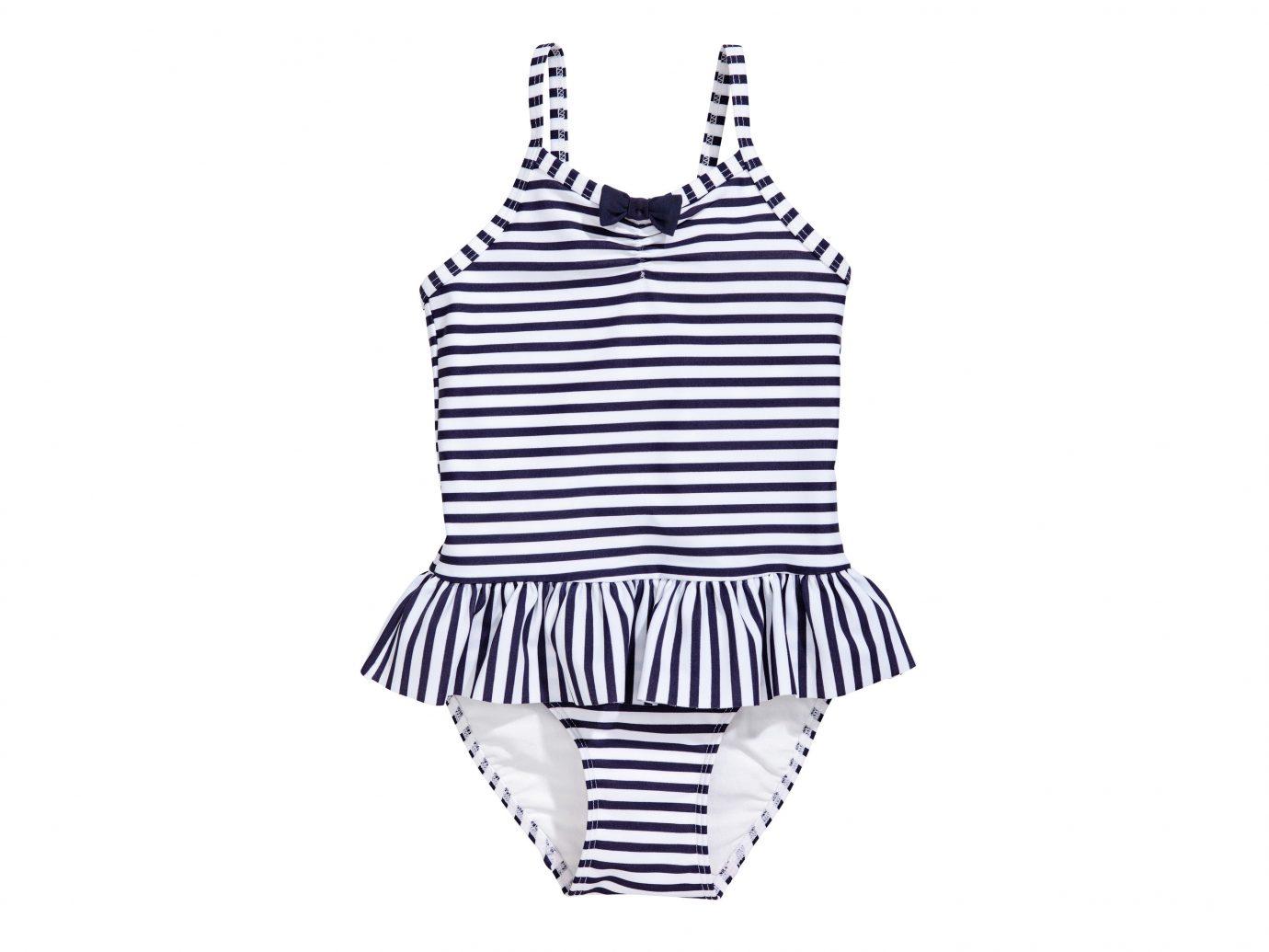 Style + Design clothing white swimwear product line swimsuit bottom pattern day dress neck