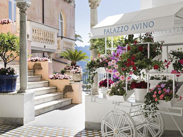 Hotel Palazzo Avino