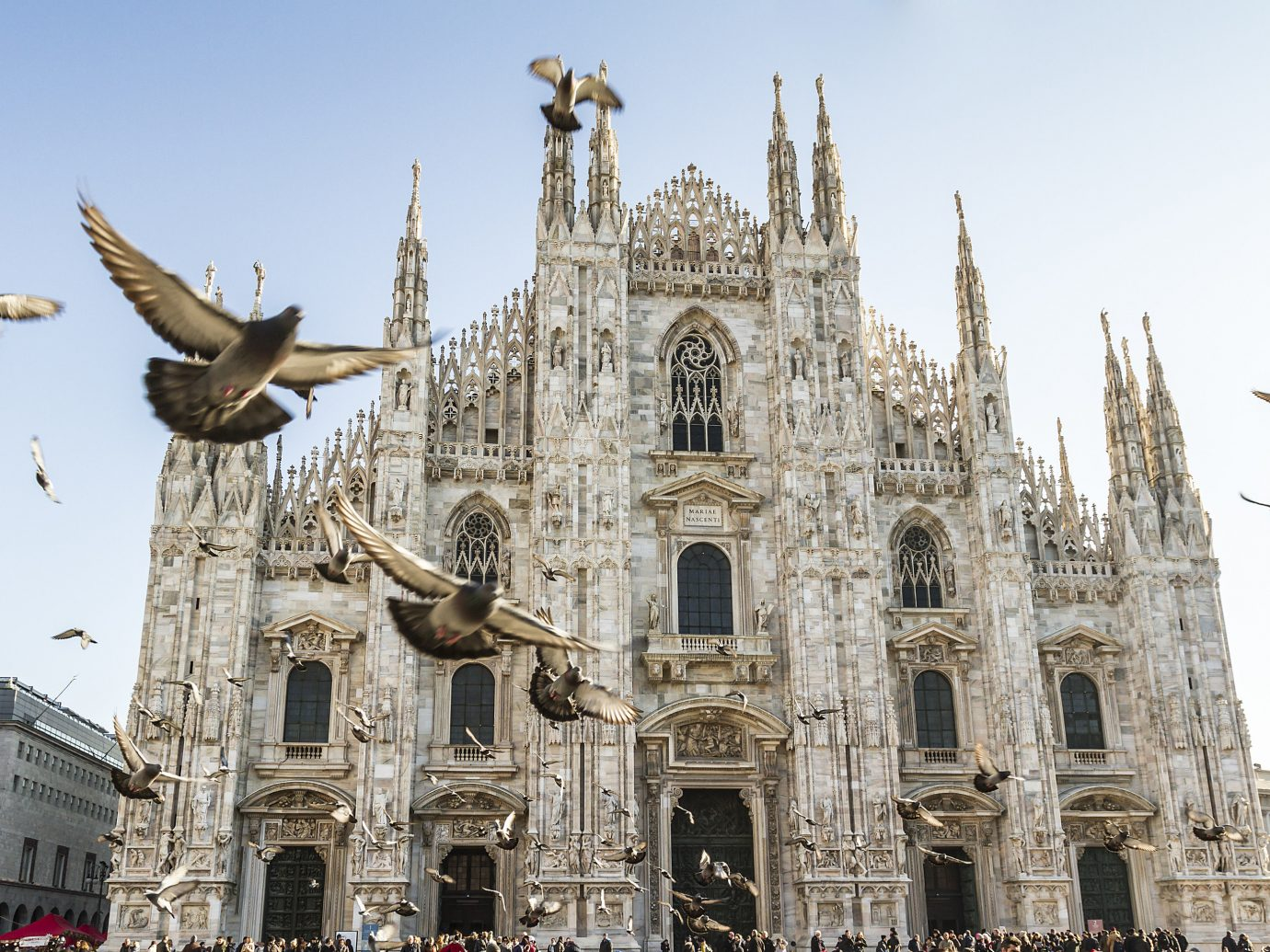 Cruise Travel Luxury Travel Trip Ideas building sky outdoor landmark spire gothic architecture cathedral Architecture Church facade place of worship plaza basilica palace old stone