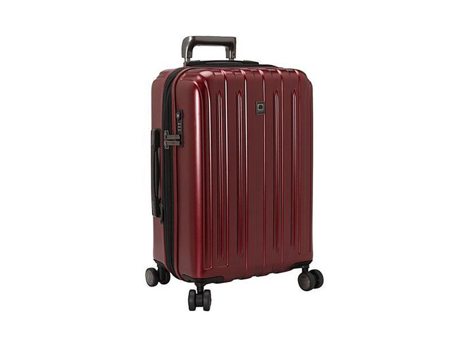 Travel Shop Travel Tech Travel Tips luggage suitcase red product hand luggage product design luggage & bags accessory baggage case