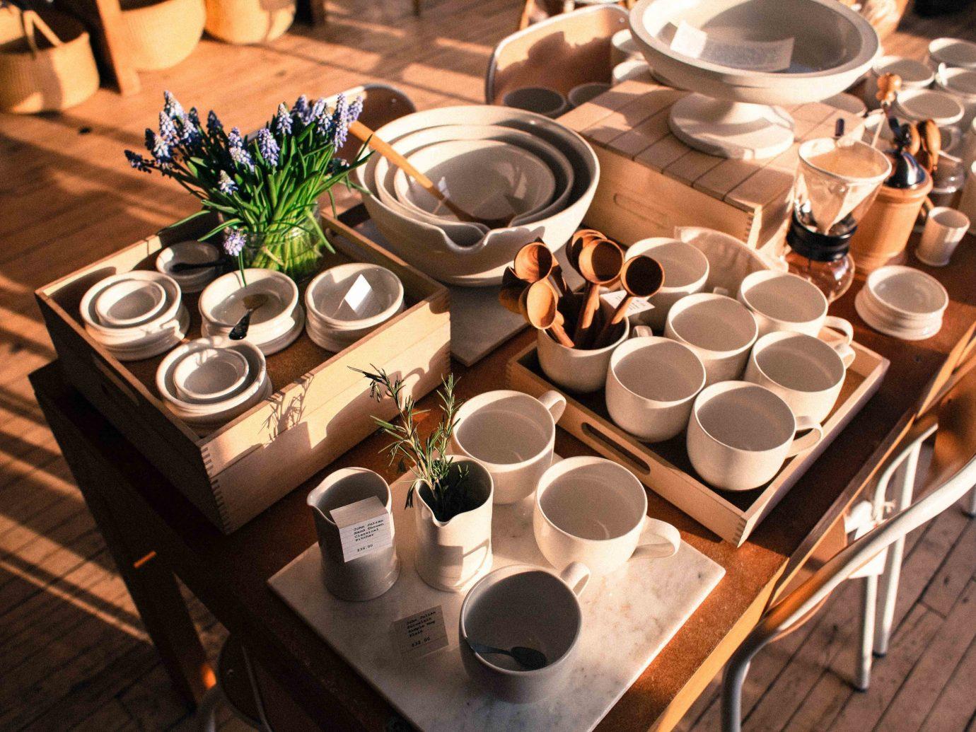 Trip Ideas table indoor floor tableware meal brunch food wooden breakfast dining table restaurant