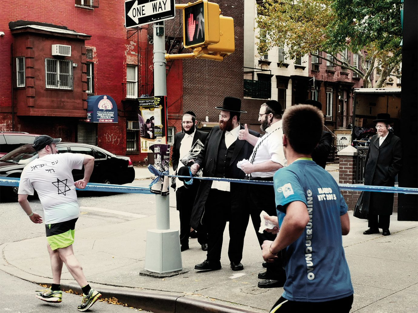 Arts + Culture outdoor person road street sports infrastructure endurance pedestrian running race