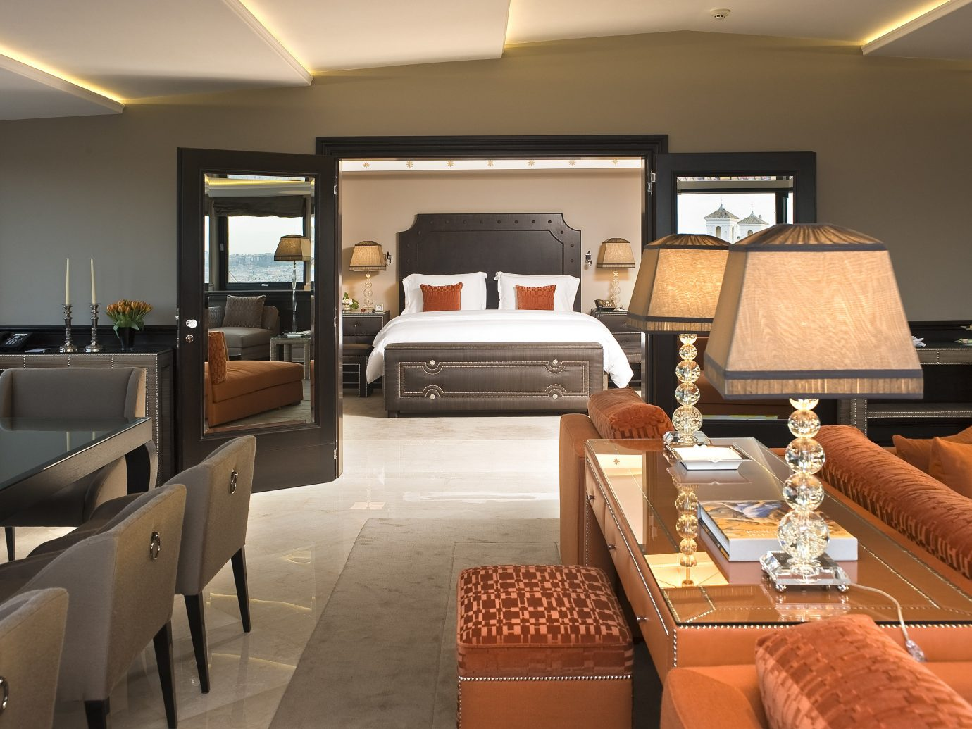 Boutique Hotels Hotels Italy Luxury Travel Romantic Hotels Rome indoor floor ceiling wall room Living property vehicle living room interior design yacht home furniture real estate estate Suite condominium Design
