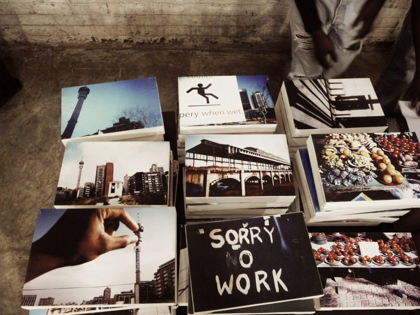 Trip Ideas indoor person photograph art brand