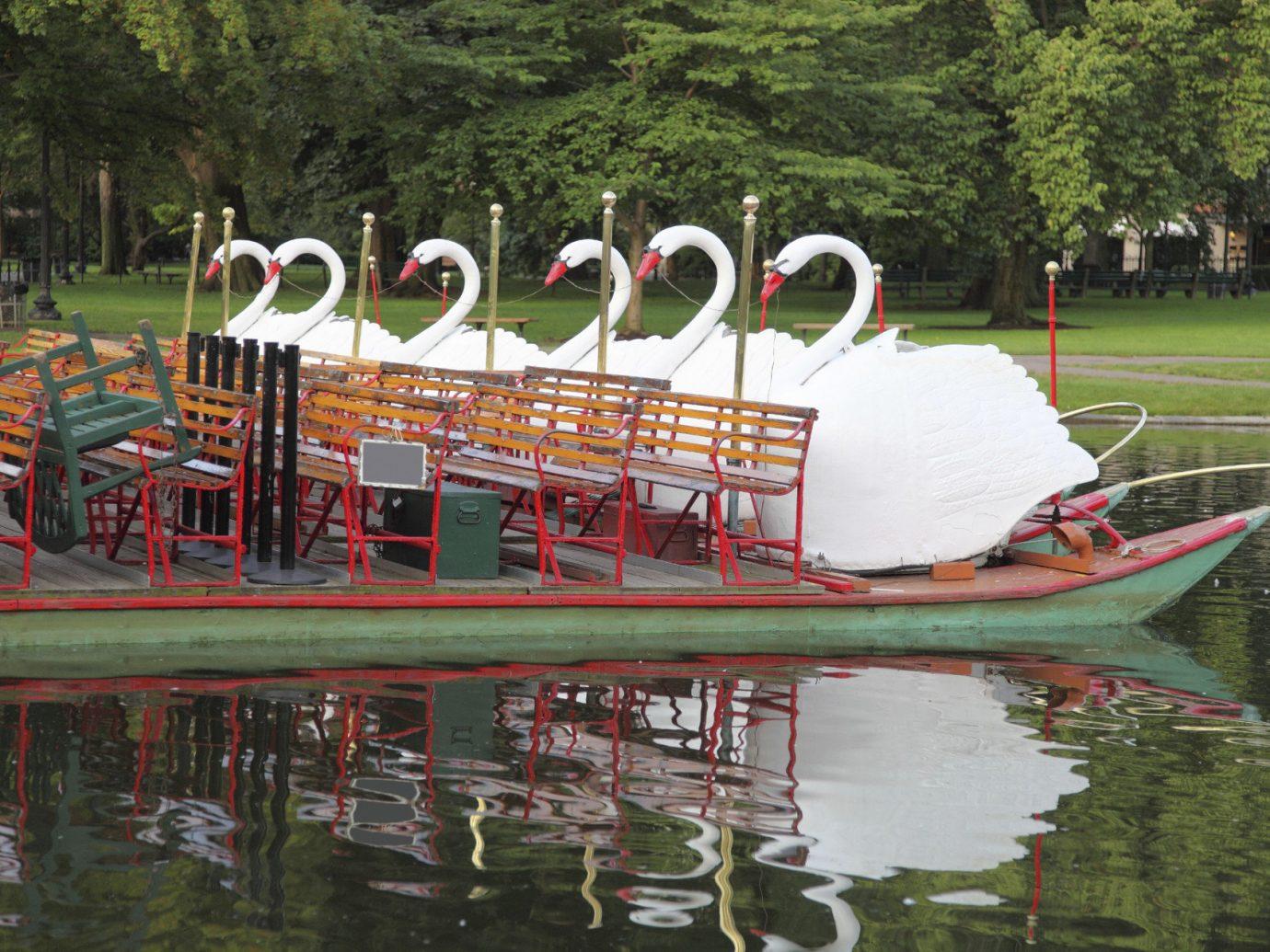 Family Travel Trip Ideas Weekend Getaways tree water outdoor Boat River boating park amusement park vehicle Lake waterway amusement ride Playground Raft dock