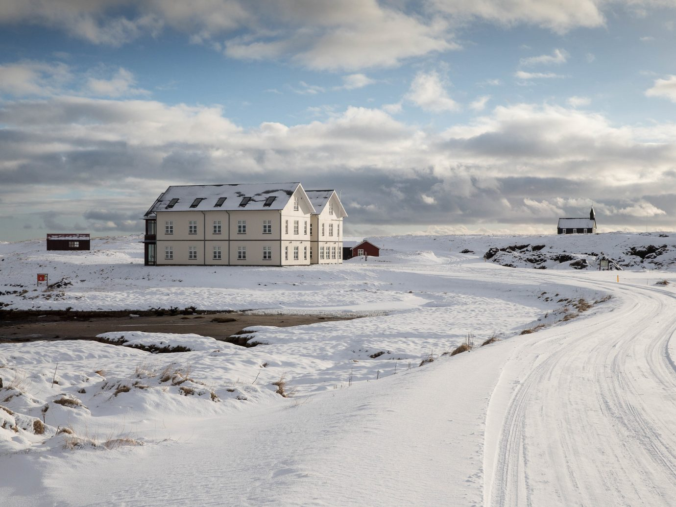 Editors Picks Luxury Travel Trip Ideas sky outdoor snow Winter cloud Nature freezing ice Sea arctic horizon landscape water shore day