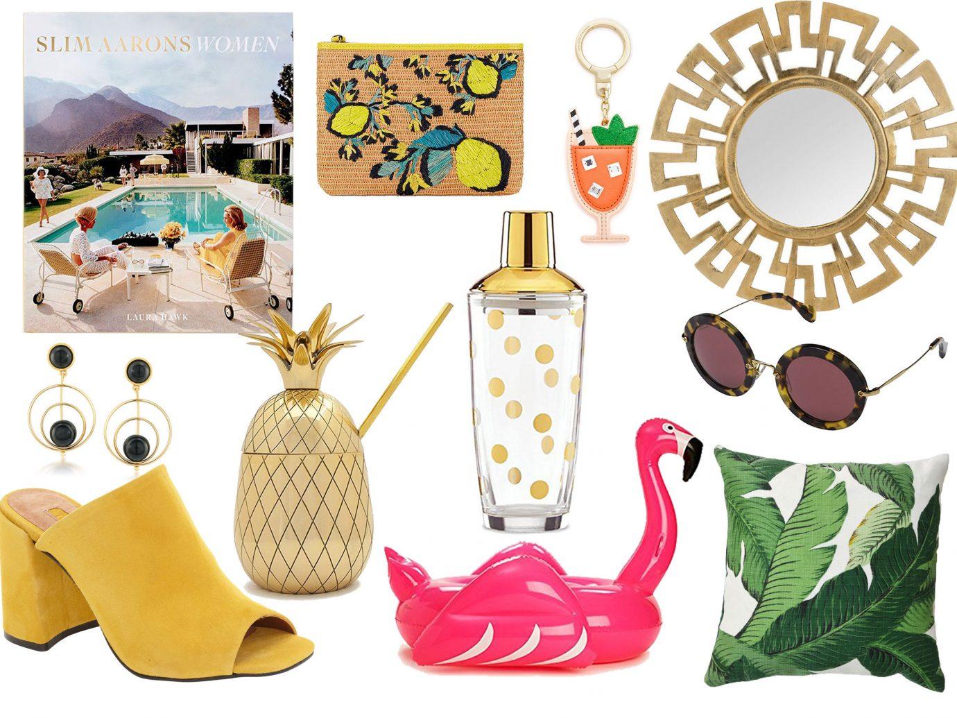 Hotels cartoon product items brand pattern Design illustration several
