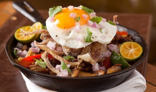 Jetsetter Guides food table indoor dish salad plate meal cuisine tostada breakfast meat produce