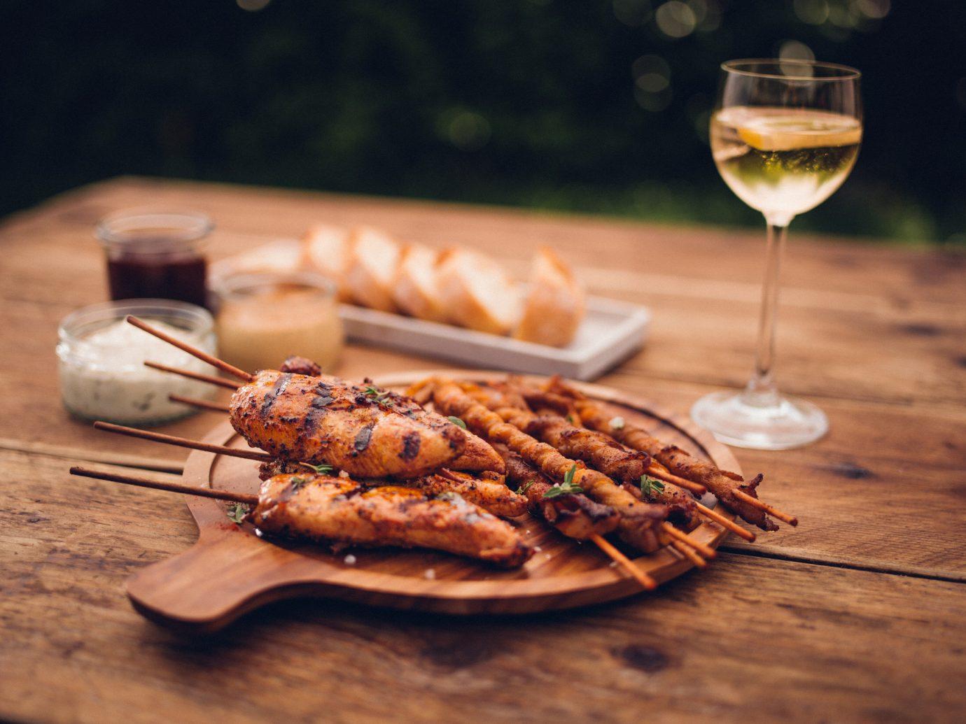 Food + Drink table wooden food wine indoor plate dish meal Seafood sense restaurant produce cuisine invertebrate meat