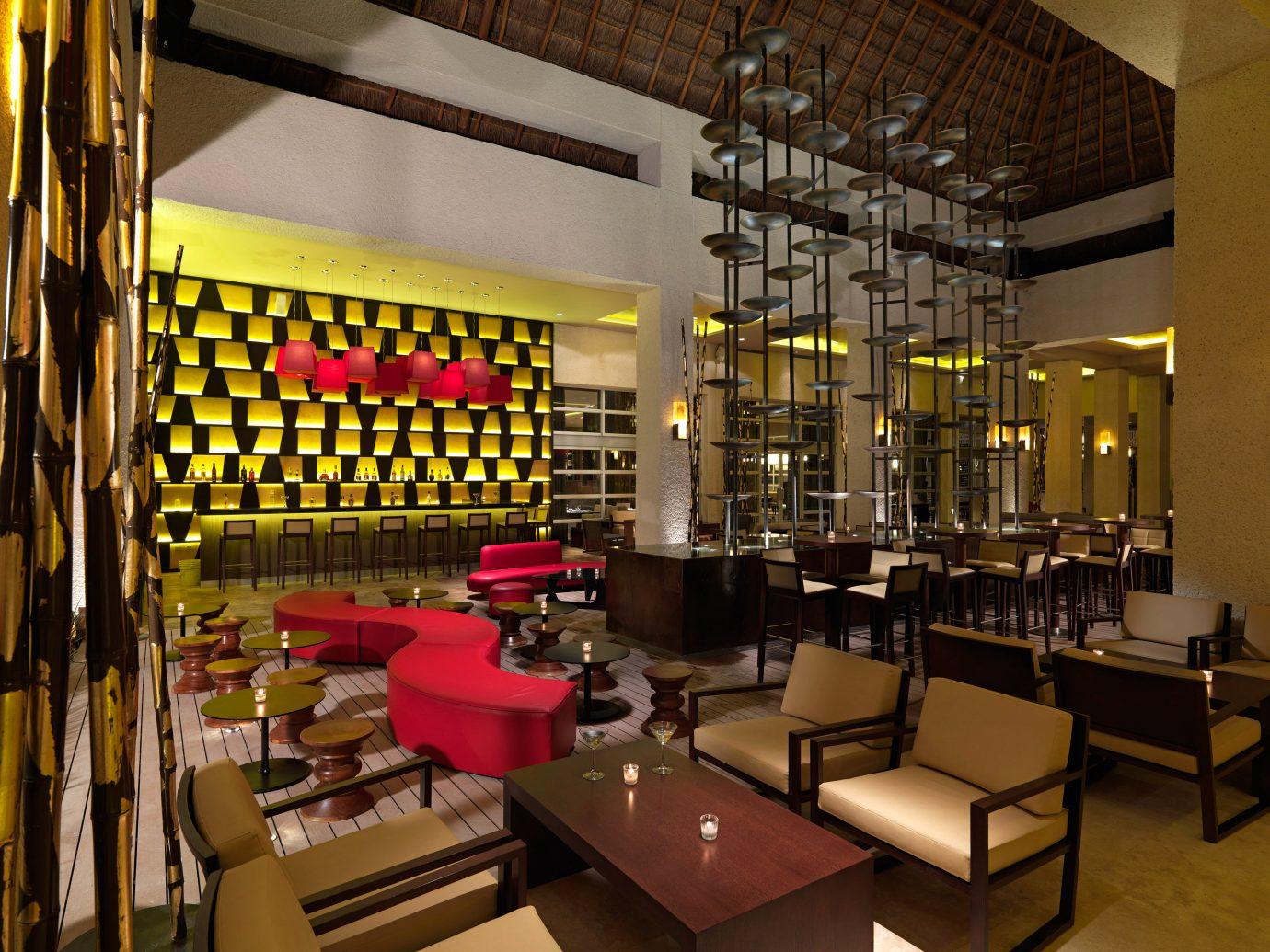 All-Inclusive Resorts Family Travel Hotels indoor restaurant interior design café Bar Design several