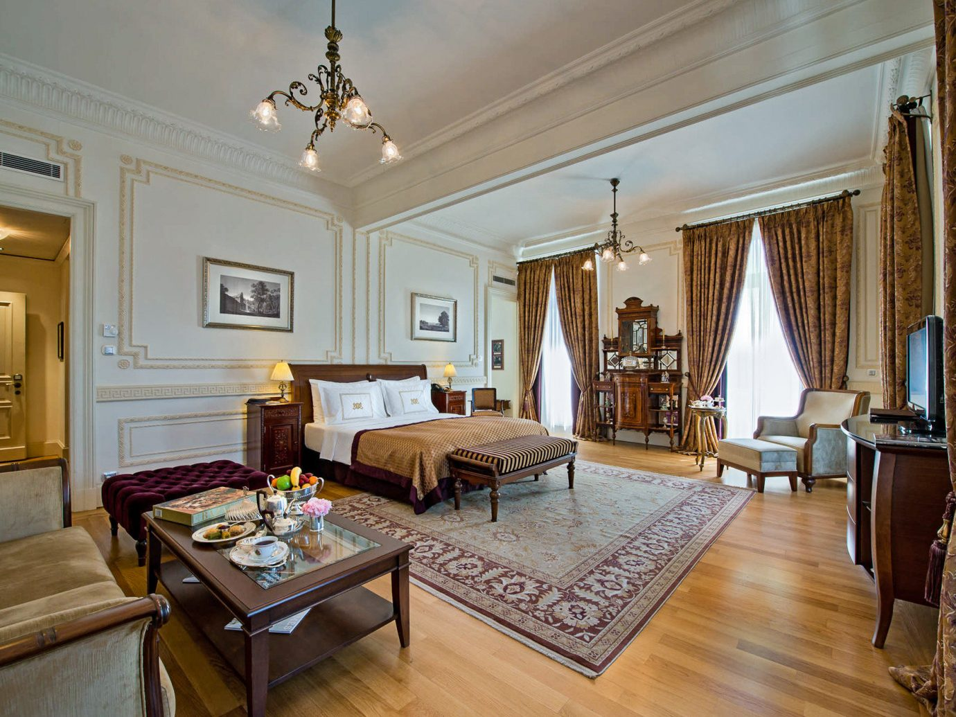 Boutique Hotels Hotels Luxury Travel indoor floor room wall Living property ceiling Suite interior design living room estate real estate home furniture decorated area
