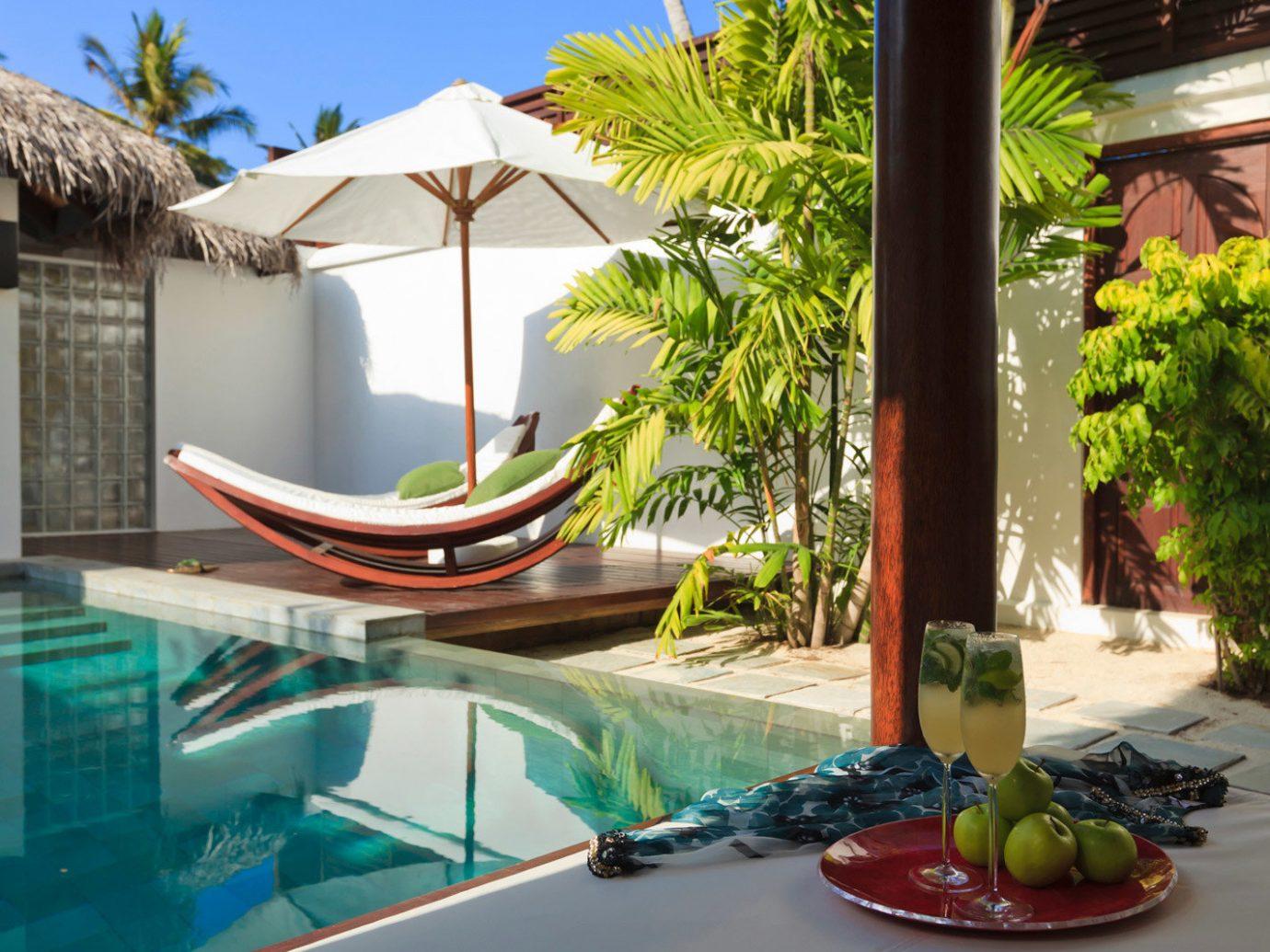 Pool at Velassaru Maldives
