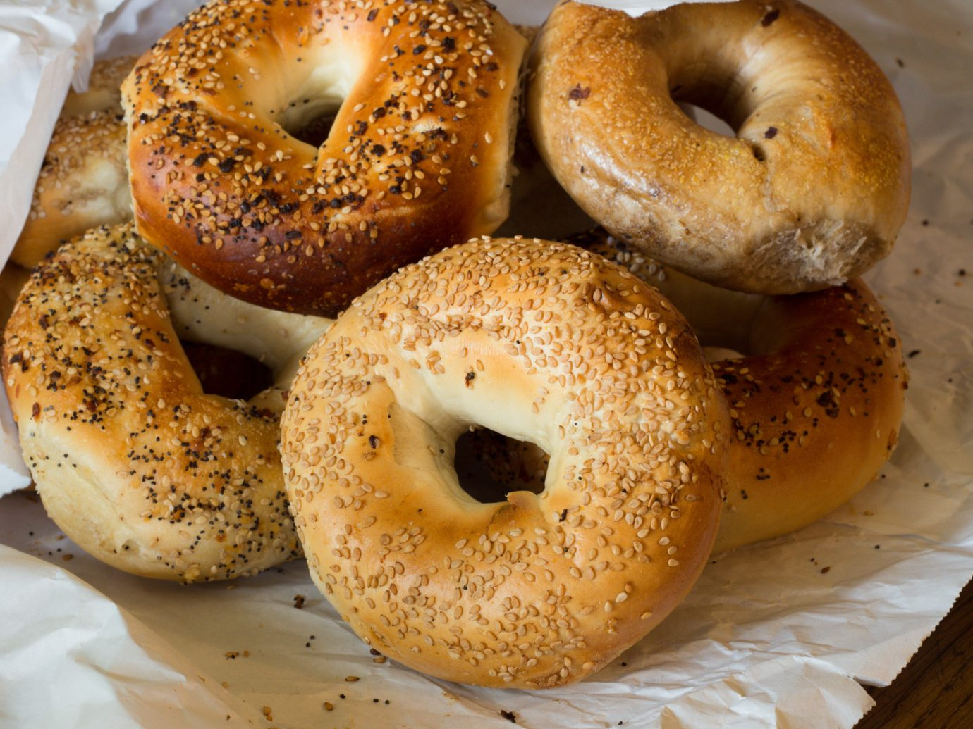 Hotels Jetsetter Guides Travel Tips Trip Ideas doughnut donut baked goods bagel food bread bialy baking whole grain bun poppy seed simit bread roll boyoz different lined variety