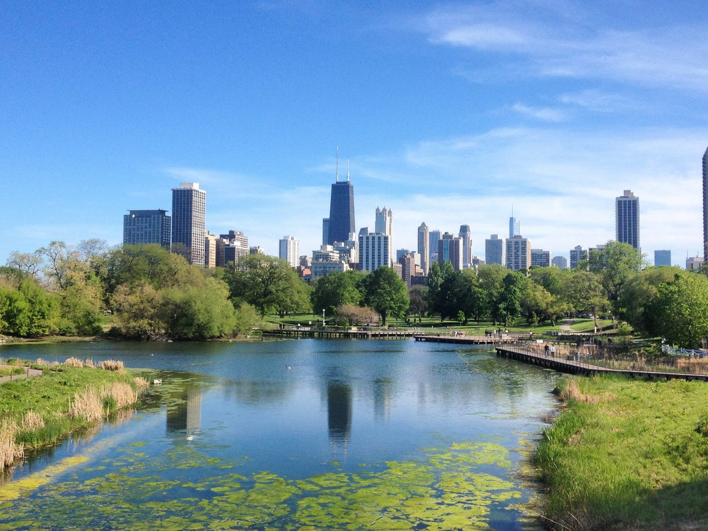 Romance Trip Ideas outdoor grass sky water tree River skyline geographical feature City landmark reflection human settlement cityscape Nature Lake waterway landscape park skyscraper flower panorama surrounded