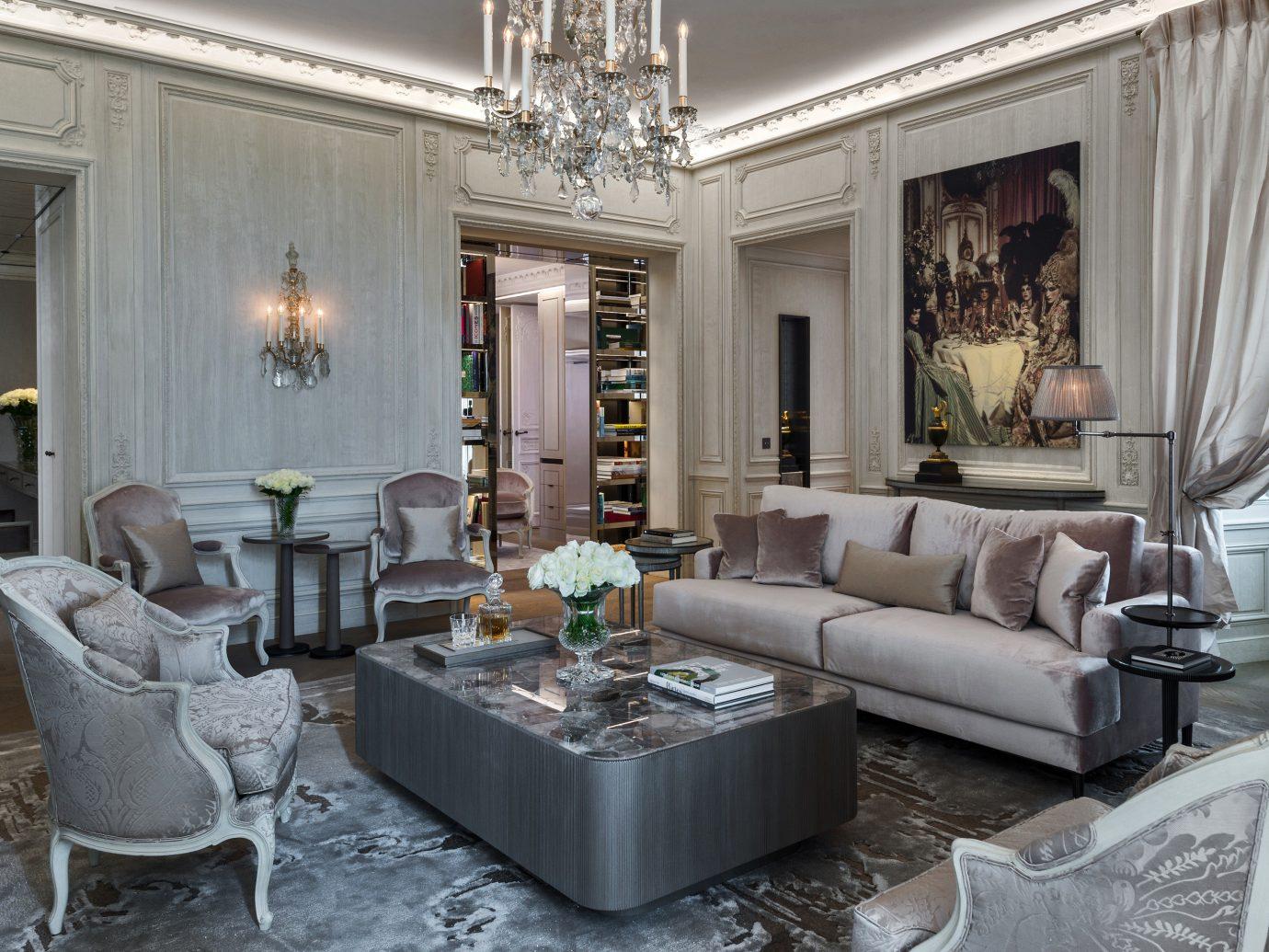 Hotels Luxury Travel indoor living room Living interior design room home ceiling furniture real estate estate Lobby window Suite interior designer couch stone