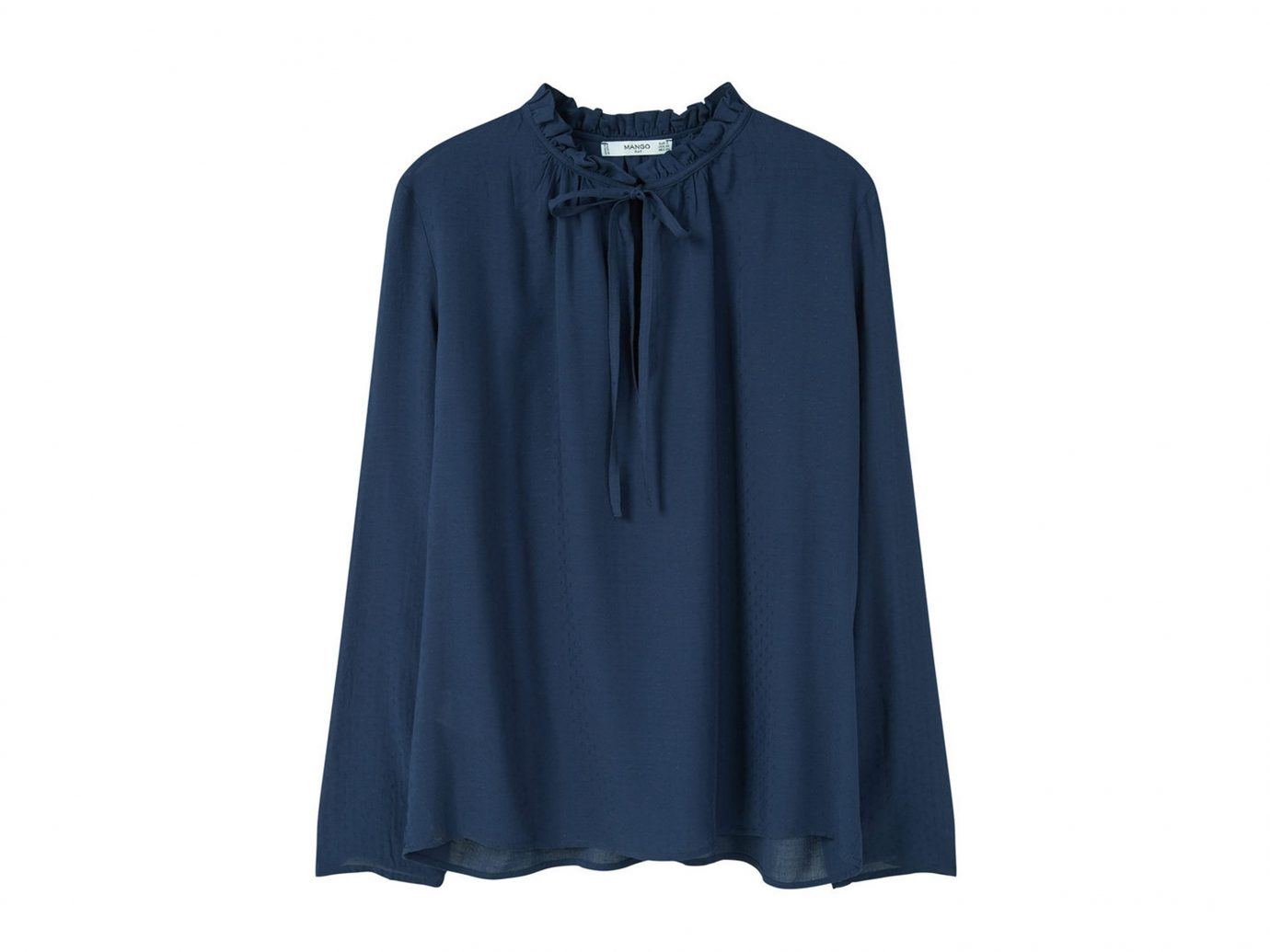 Style + Design clothing sleeve blue blouse outerwear shirt dress neck pocket collar gown textile t shirt clothes