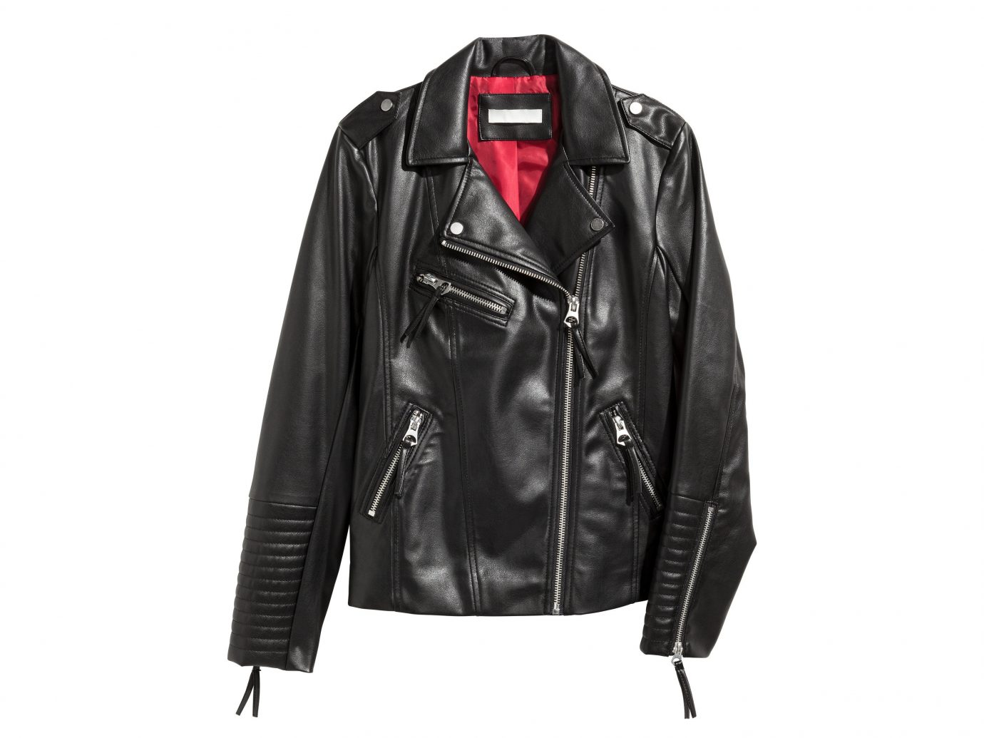 Style + Design jacket clothing leather jacket leather textile material sleeve outerwear zipper coat