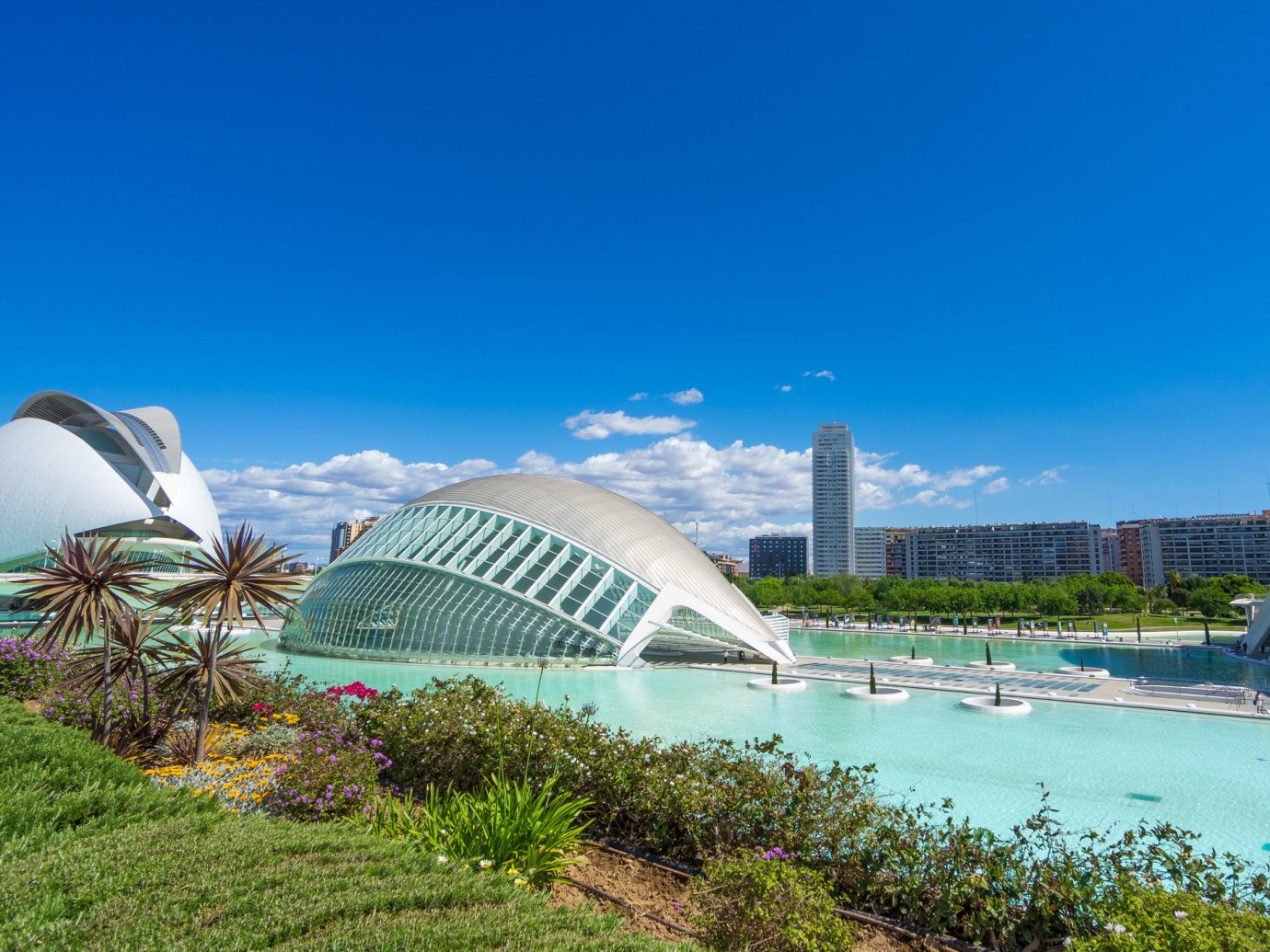 Trip Ideas outdoor sky grass structure landmark swimming pool building sport venue vacation Resort estate Sea stadium dome