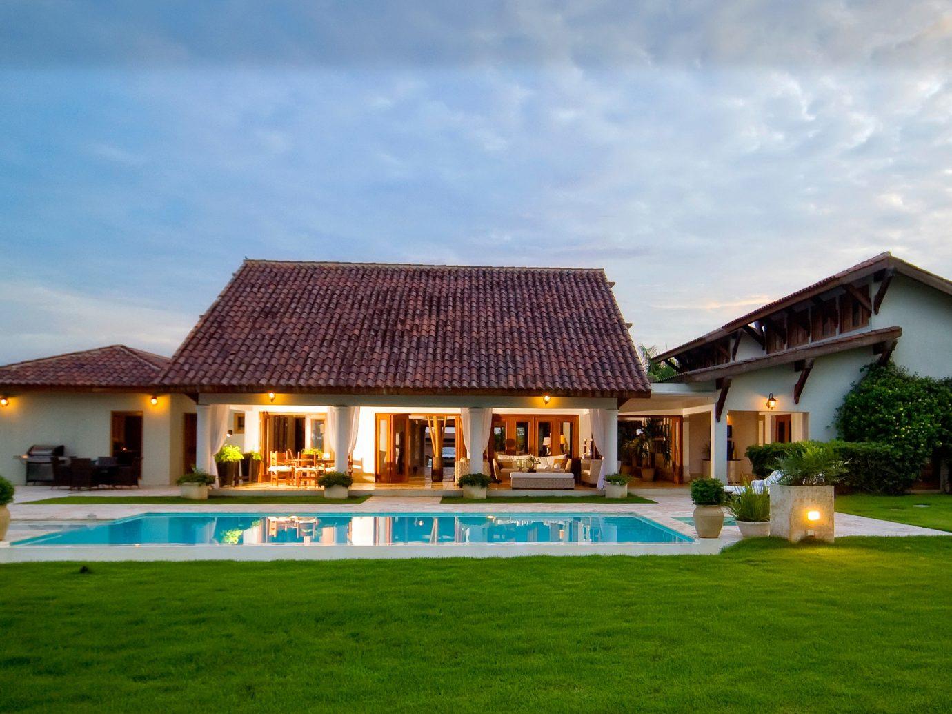 Villas At Casa De Campo In The Domincian Republic
