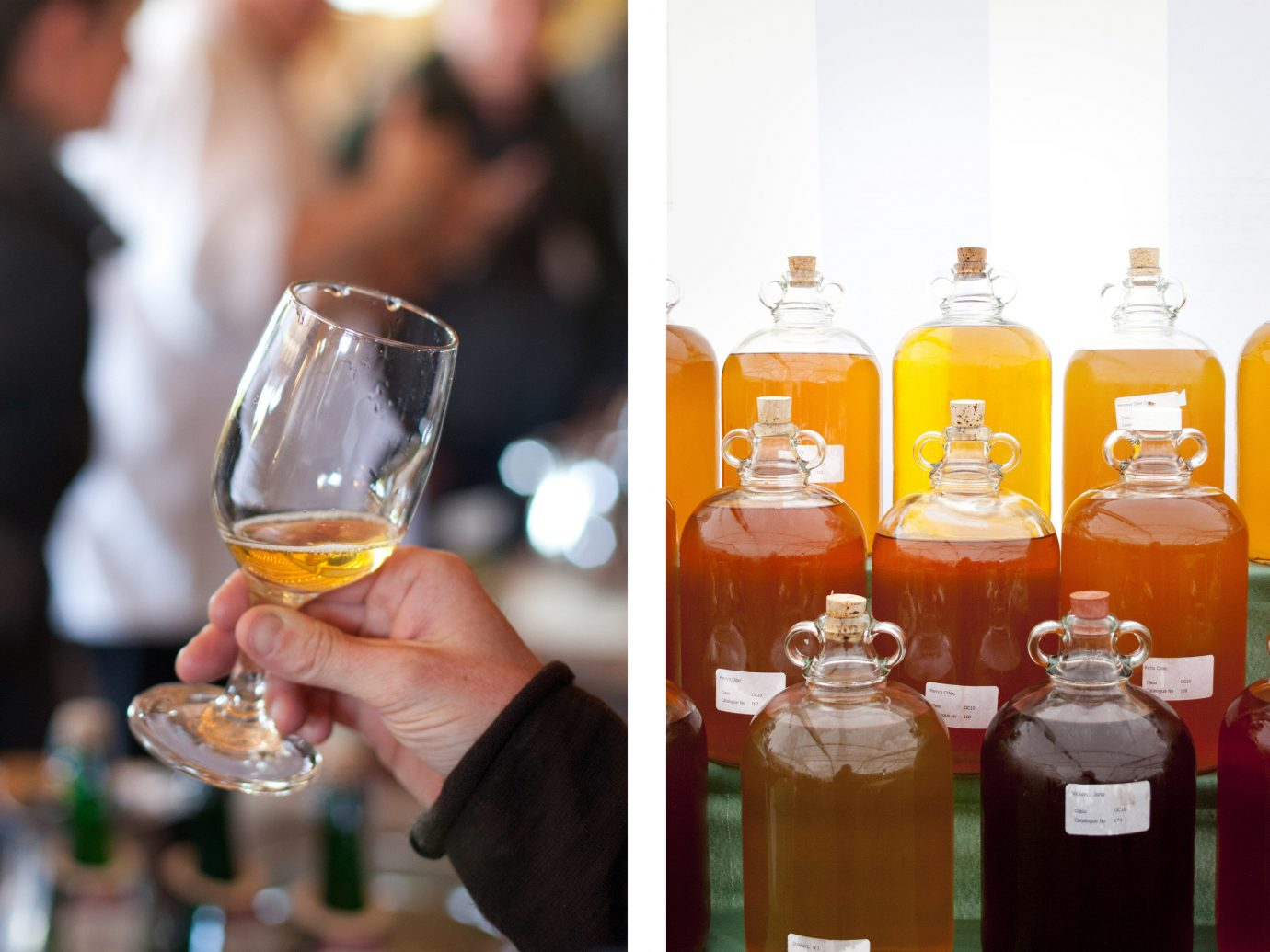 Arts + Culture person Drink distilled beverage alcoholic beverage alcohol liqueur whisky spritz bottle