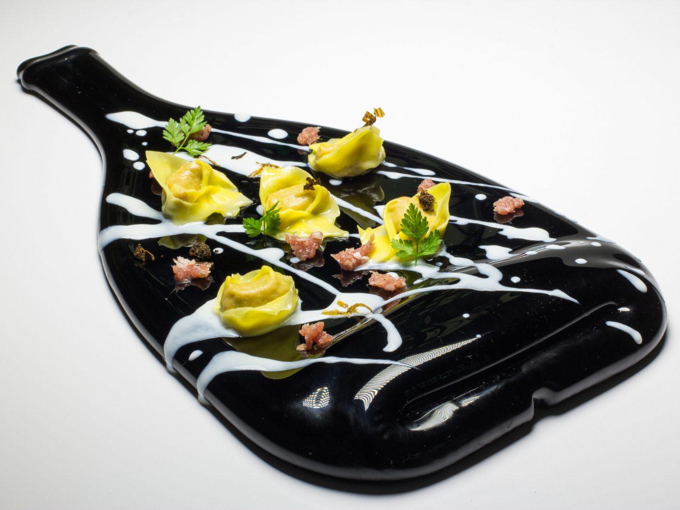 Food + Drink dish food black meal cuisine produce mussel wok