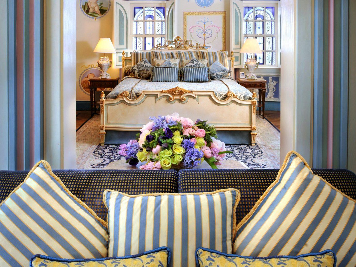 Living room at The Villa Casa Casuarina