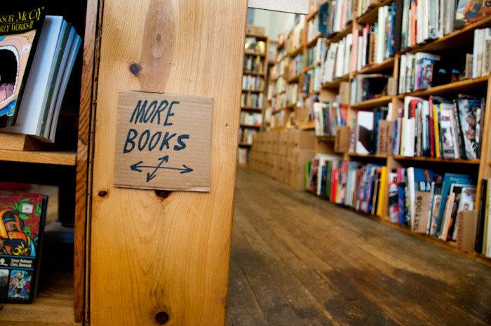 Offbeat shelf book indoor color library wood art Design room bookselling