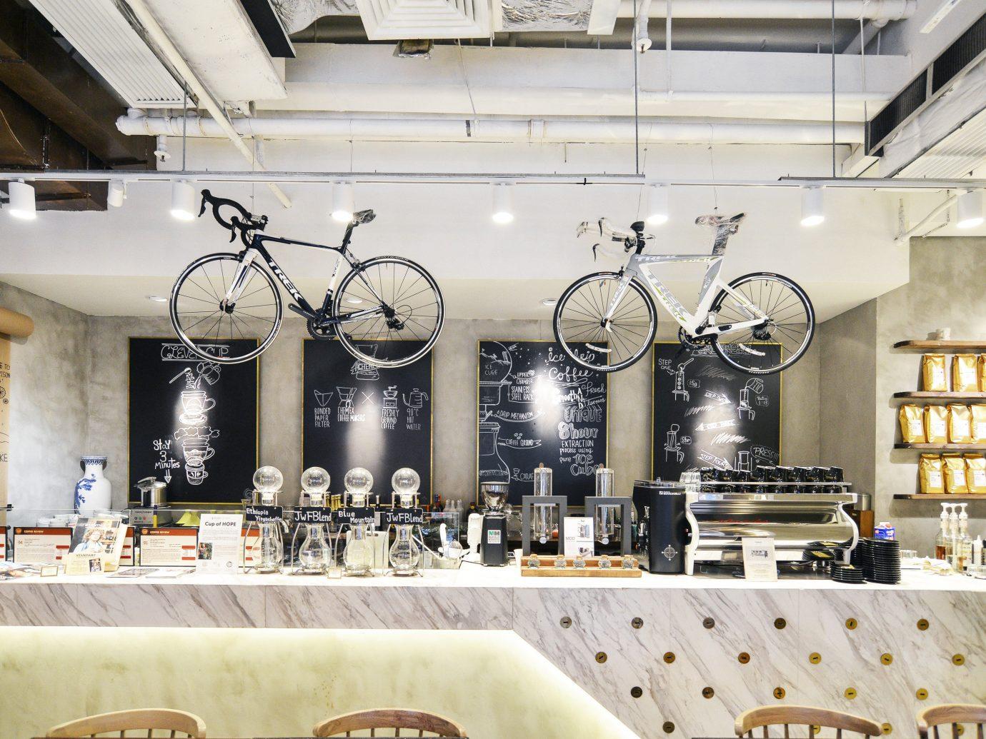 Food + Drink Offbeat Travel Trends indoor interior design restaurant ceiling