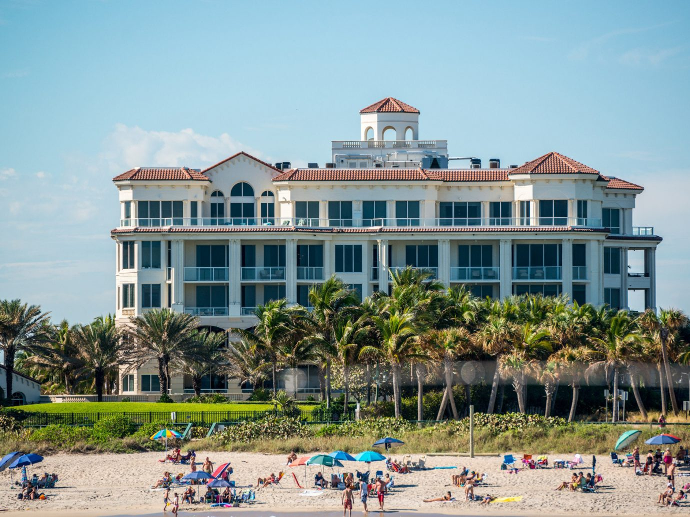 Trip Ideas outdoor Beach body of water sky Sea shore daytime Coast people tourism vacation Ocean Resort real estate house estate sand water leisure home City building cloud condominium hotel sandy day