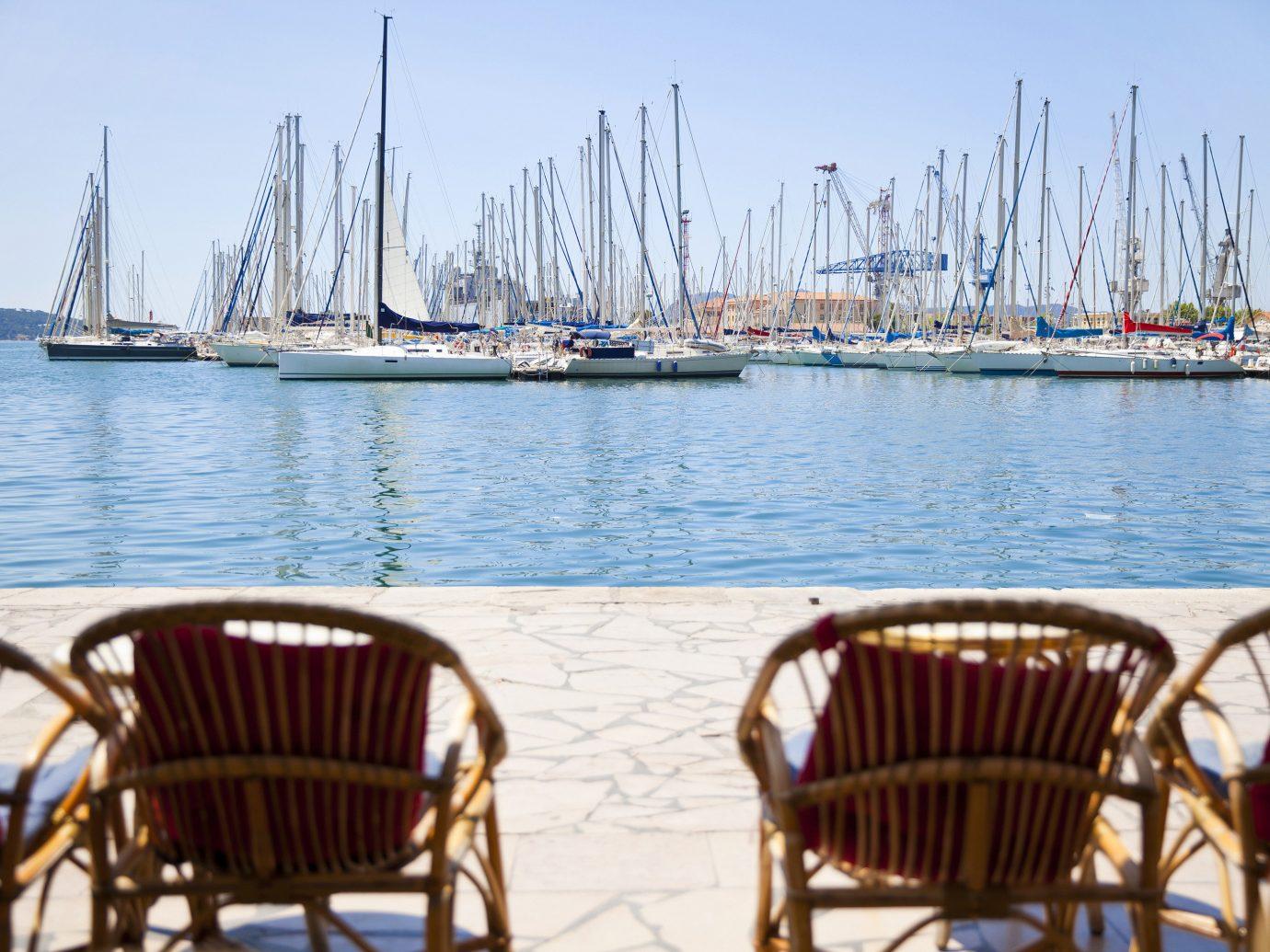 Road Trips Trip Ideas outdoor sky water chair marina Boat Harbor dock scene port watercraft sailing ship Sea ship boating sailboat tall ship water transportation windjammer day