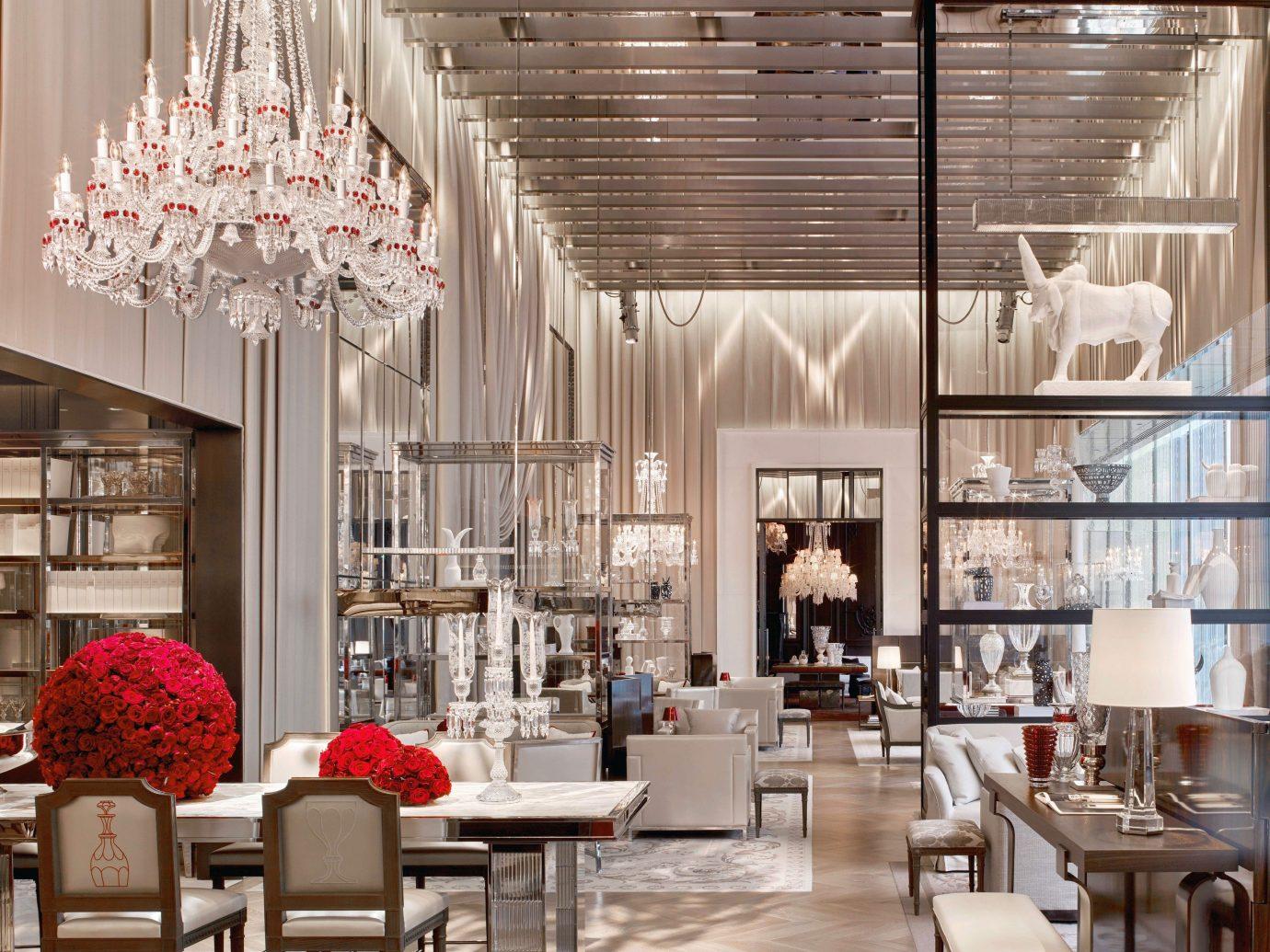 Luxury Travel Trip Ideas table indoor room interior design Lobby restaurant Design lighting window covering living room retail Boutique decorated furniture dining room