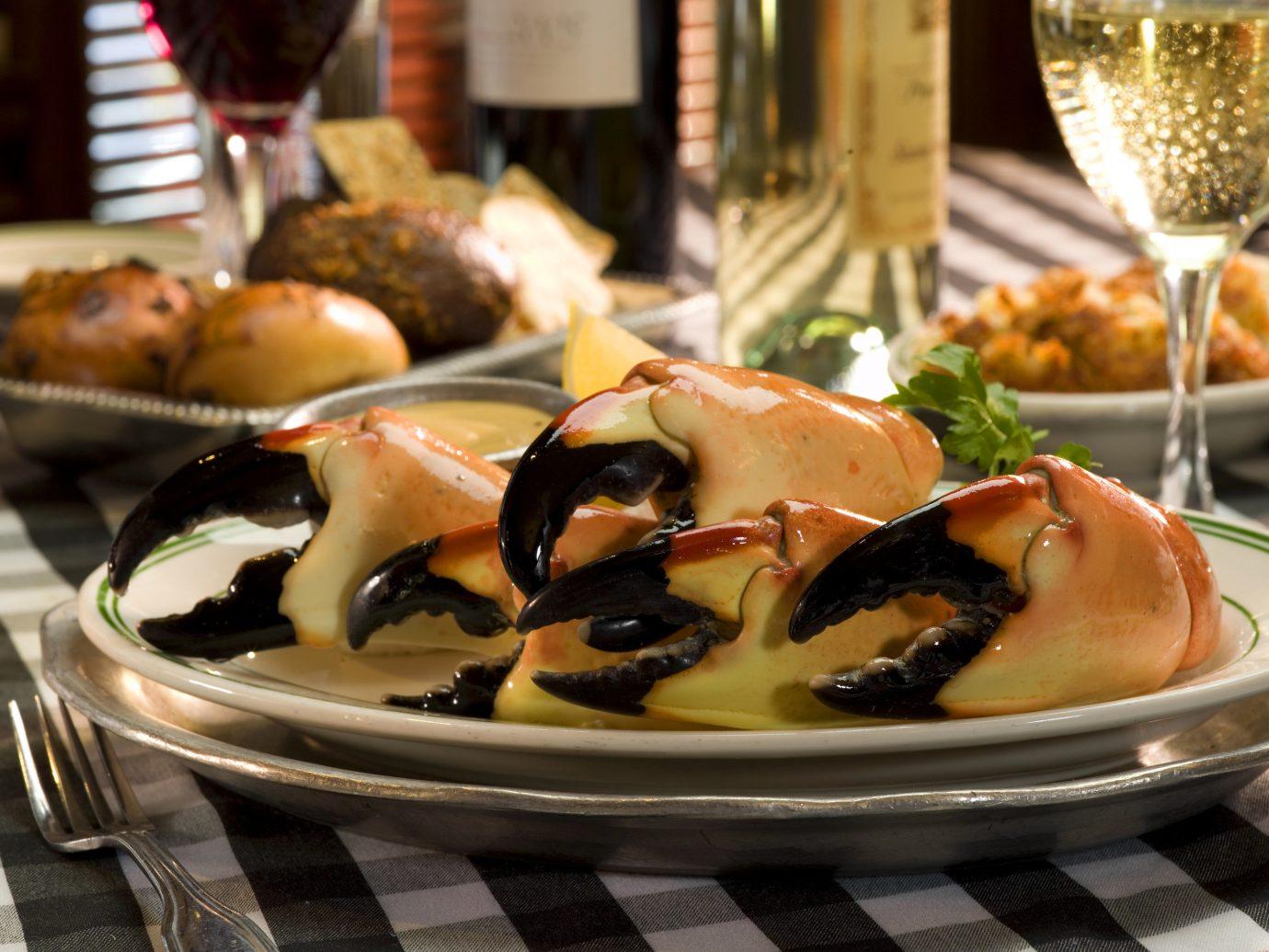 Food + Drink plate table food indoor dish cuisine mussel Seafood appetizer animal source foods brunch breakfast meal recipe