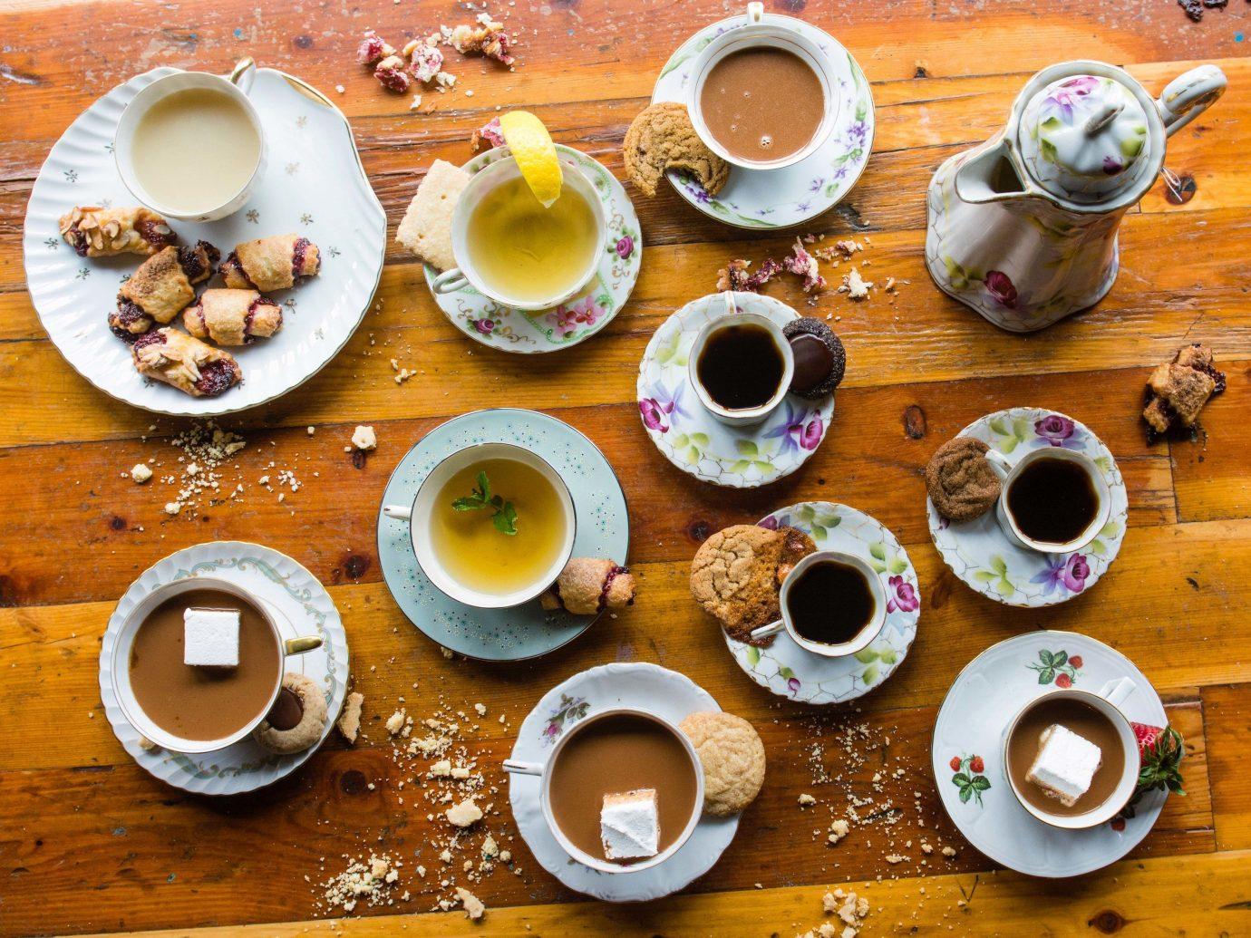 Arts + Culture Food + Drink Hotels Weekend Getaways coffee cup plate coffee cup tableware brunch breakfast tea meal food variety
