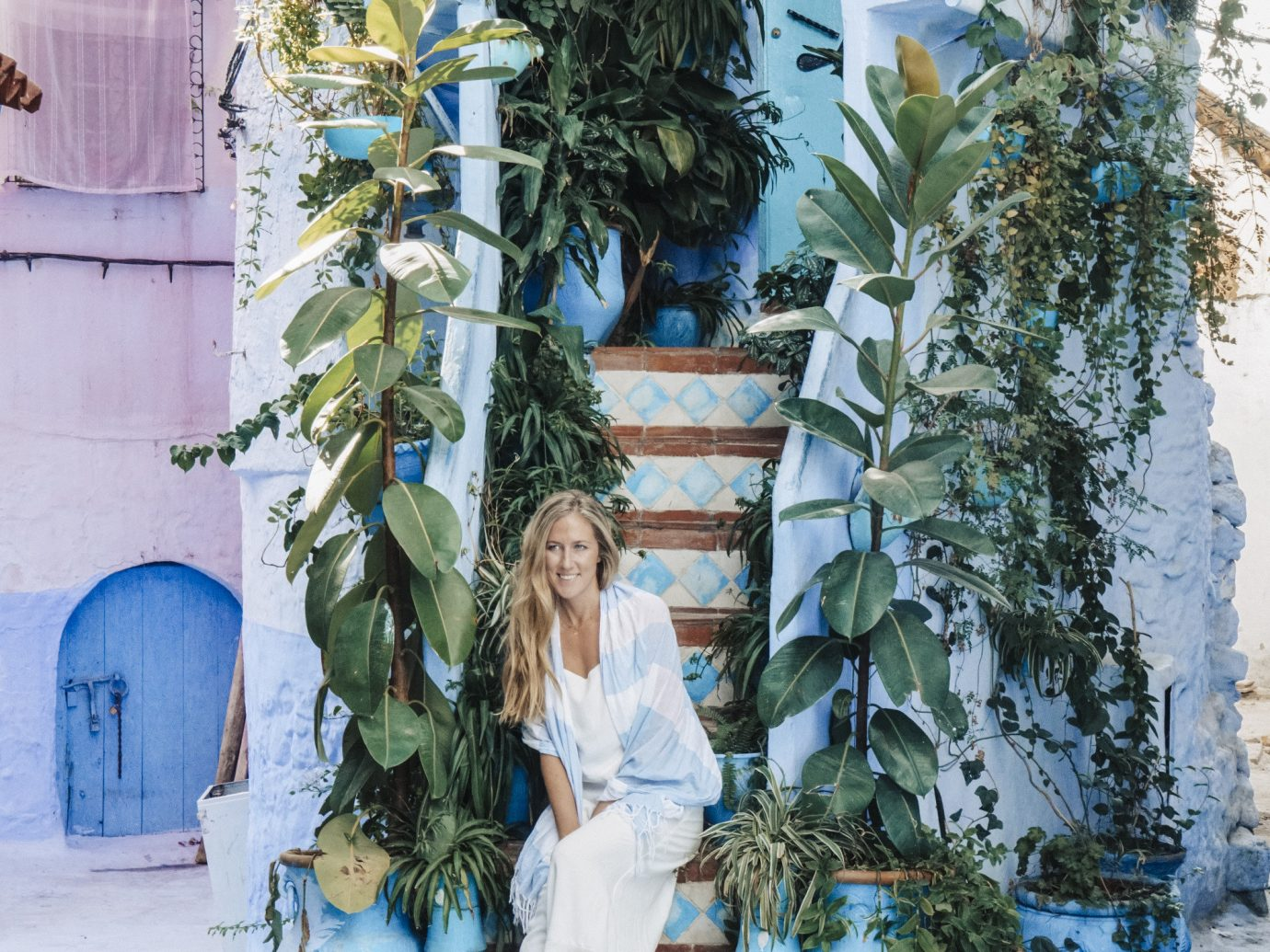 Influencers + Tastemakers Style + Design Travel Shop Trip Ideas tree Winter painting plant flower watercolor paint christmas decoration Christmas tree artwork floristry paint art