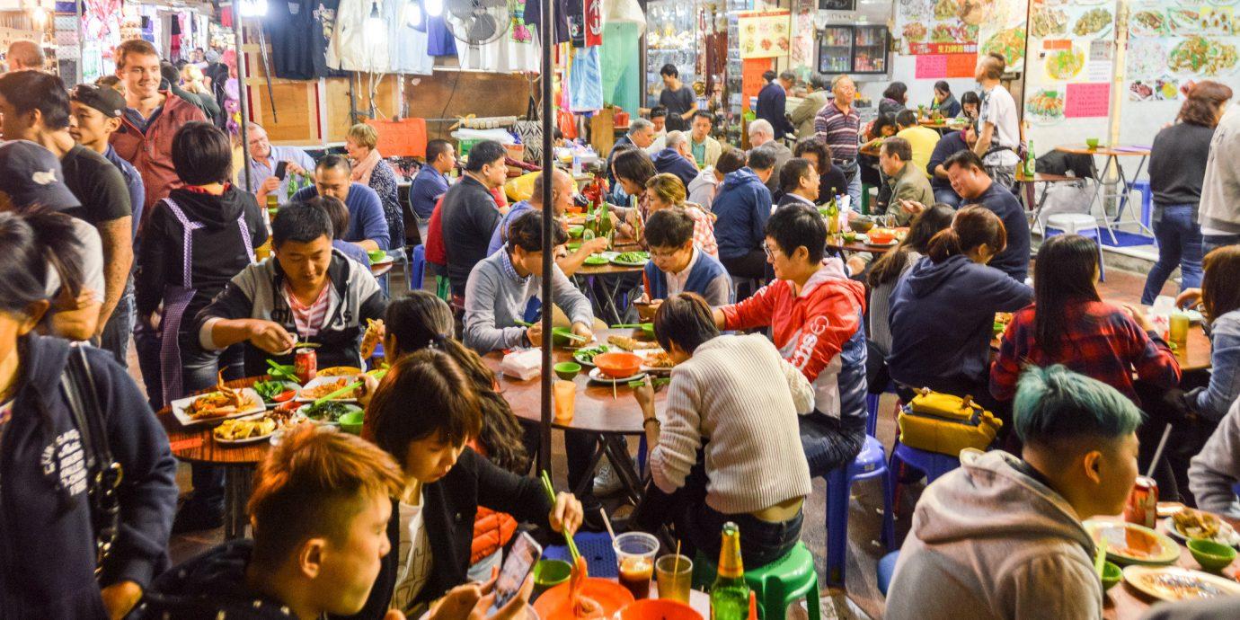Secret Getaways Trip Ideas person marketplace market scene food indoor street food public space bazaar produce vendor City stall store dish crowd