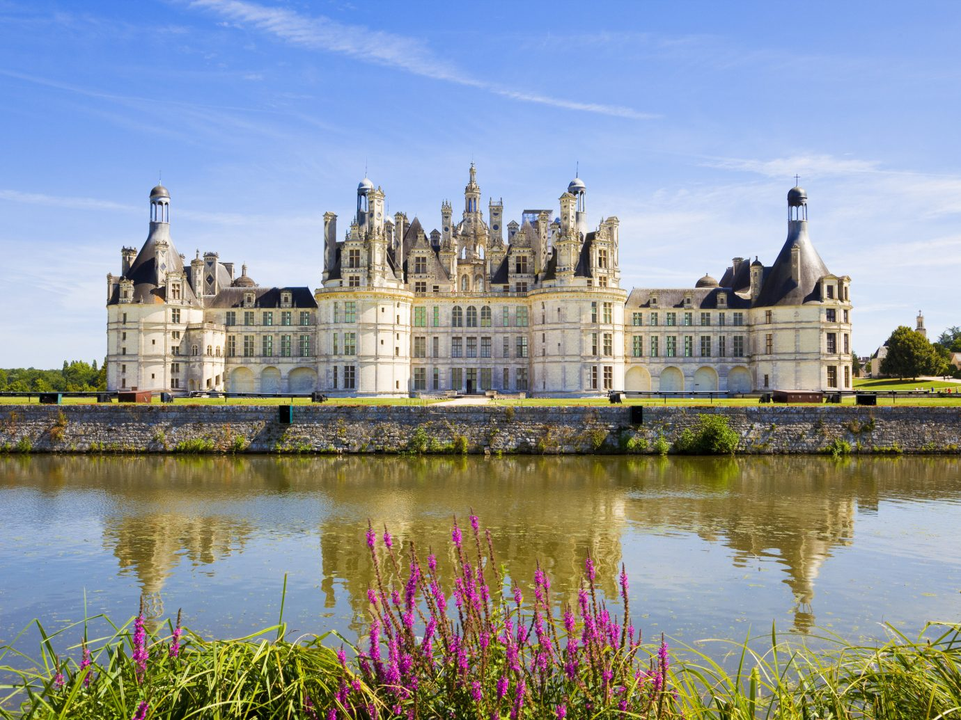 Trip Ideas outdoor water sky château reflection landmark building water castle castle Nature Lake River moat tourism palace waterway park day