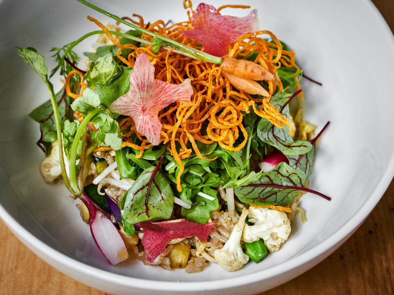 Food + Drink plate food table dish bowl salad vegetarian food cuisine vegetable asian food thai food recipe leaf vegetable meal containing fresh