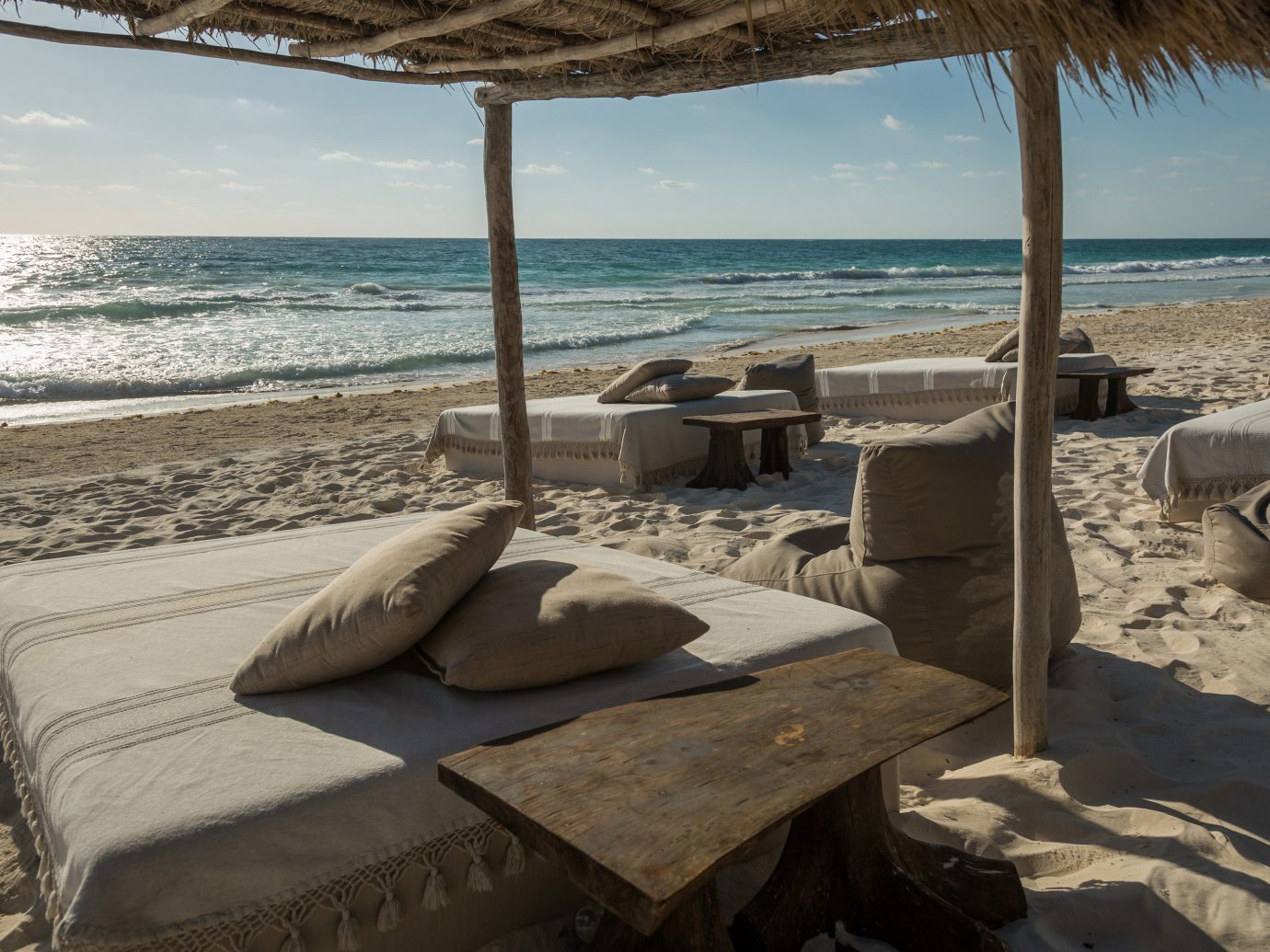 Boutique Hotels Hotels Mexico Tulum Sea Beach vacation Resort real estate sand